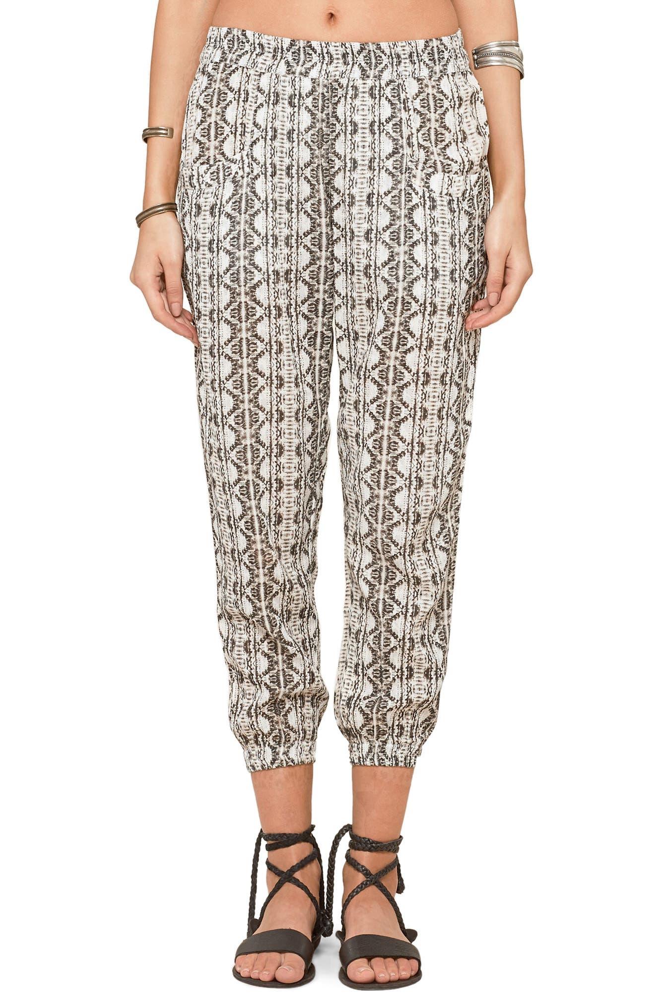 Amuse Society Medina Woven Pants