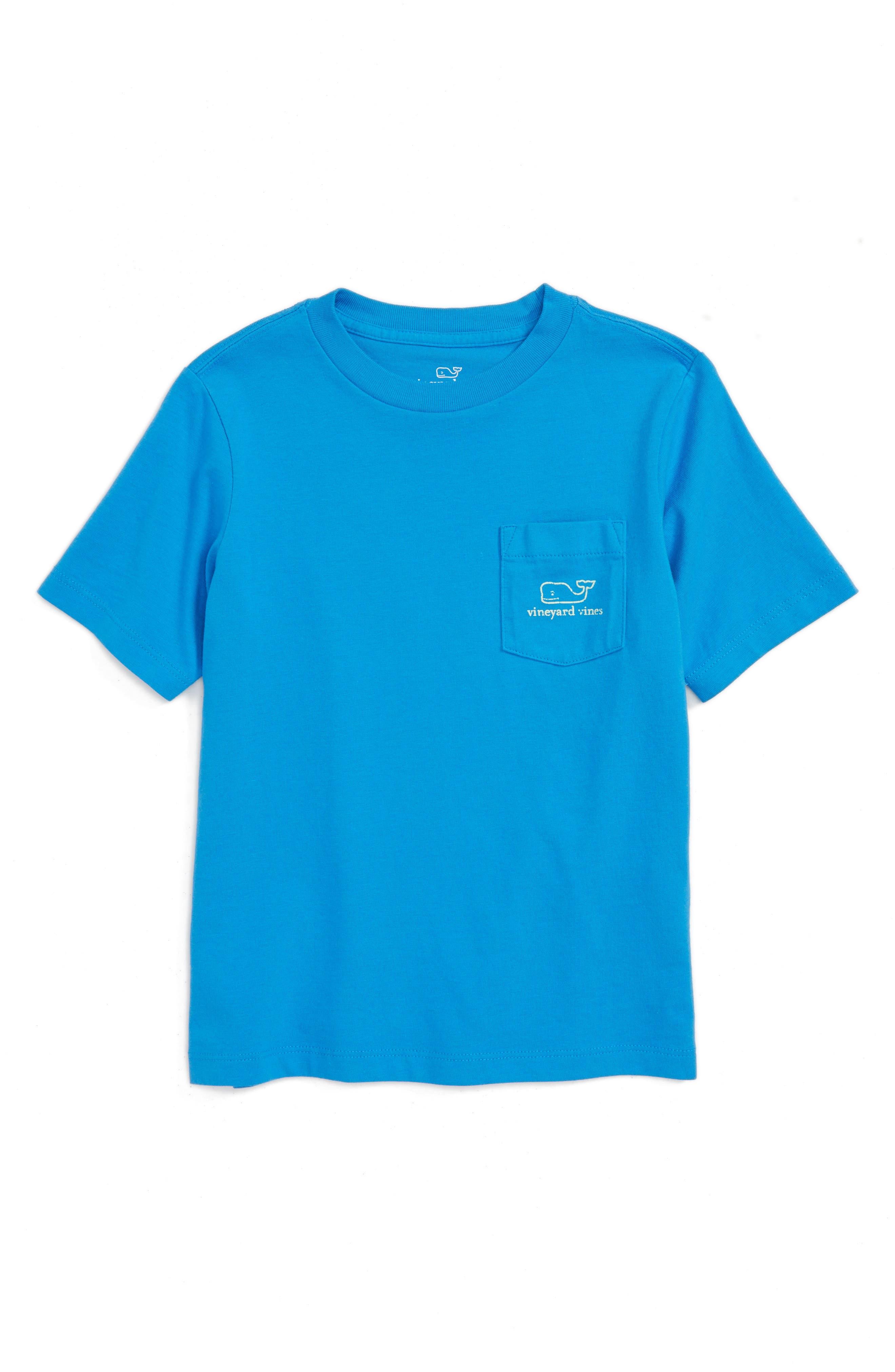 Alternate Image 1 Selected - Vineyard Vines 'Vintage Whale' Pocket T-Shirt (Toddler Boys & Little Boys)