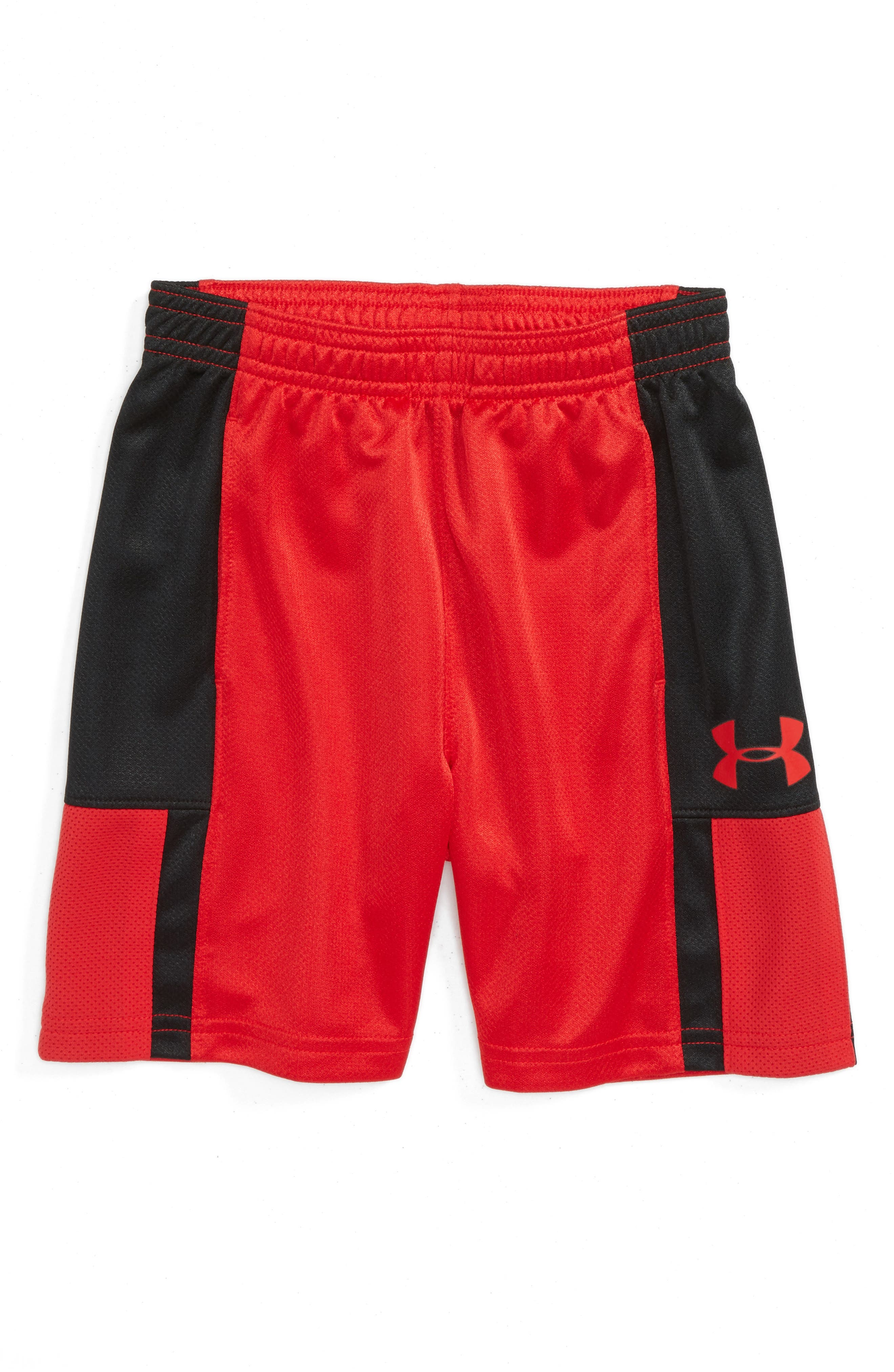 Under Armour Jab Step Shorts (Toddler Boys)