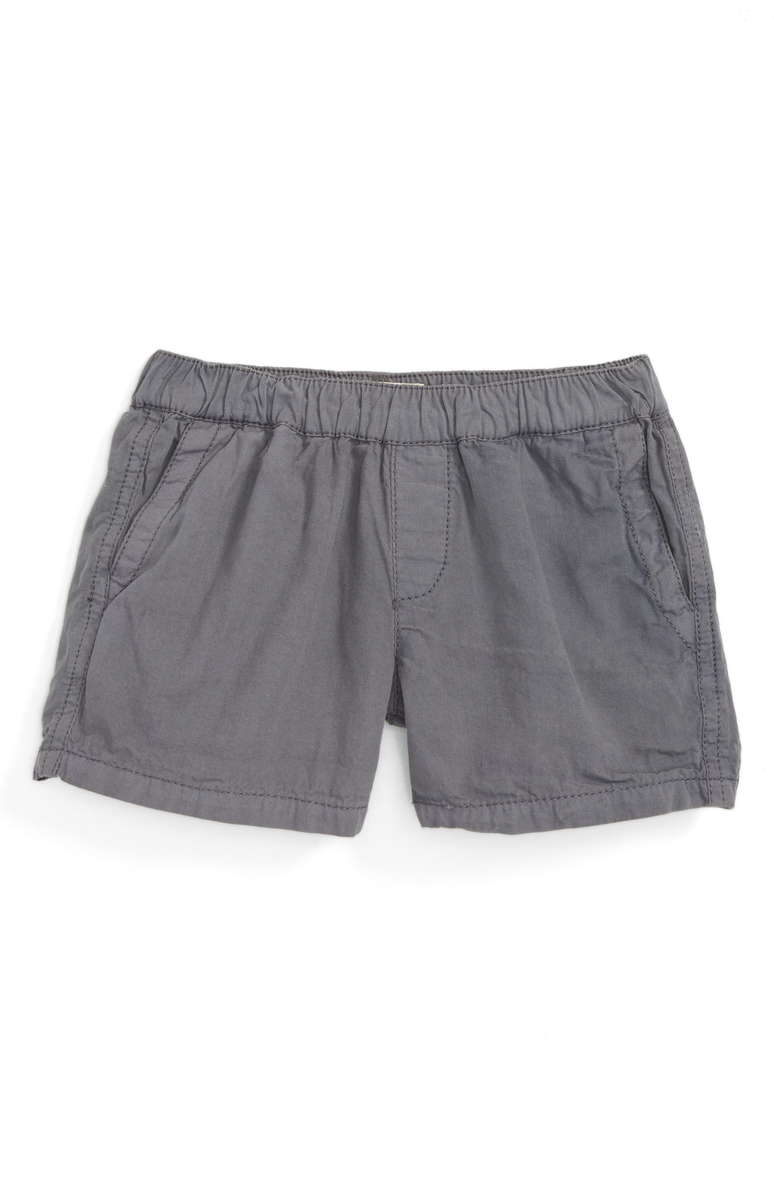 Peek Cotton Twill Shorts (Baby Boys)