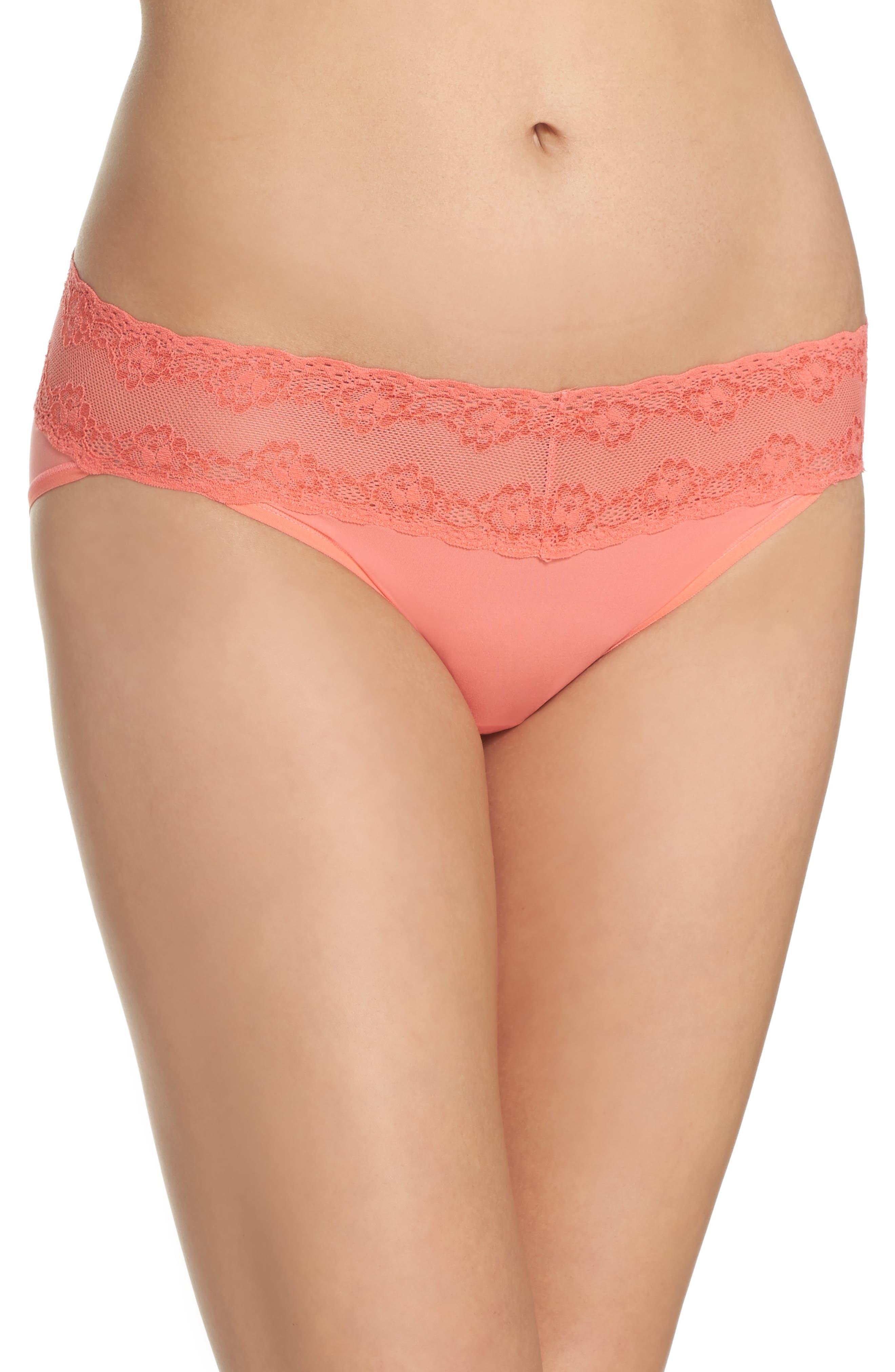 Natori Bliss Perfection Bikini (3 for $36)
