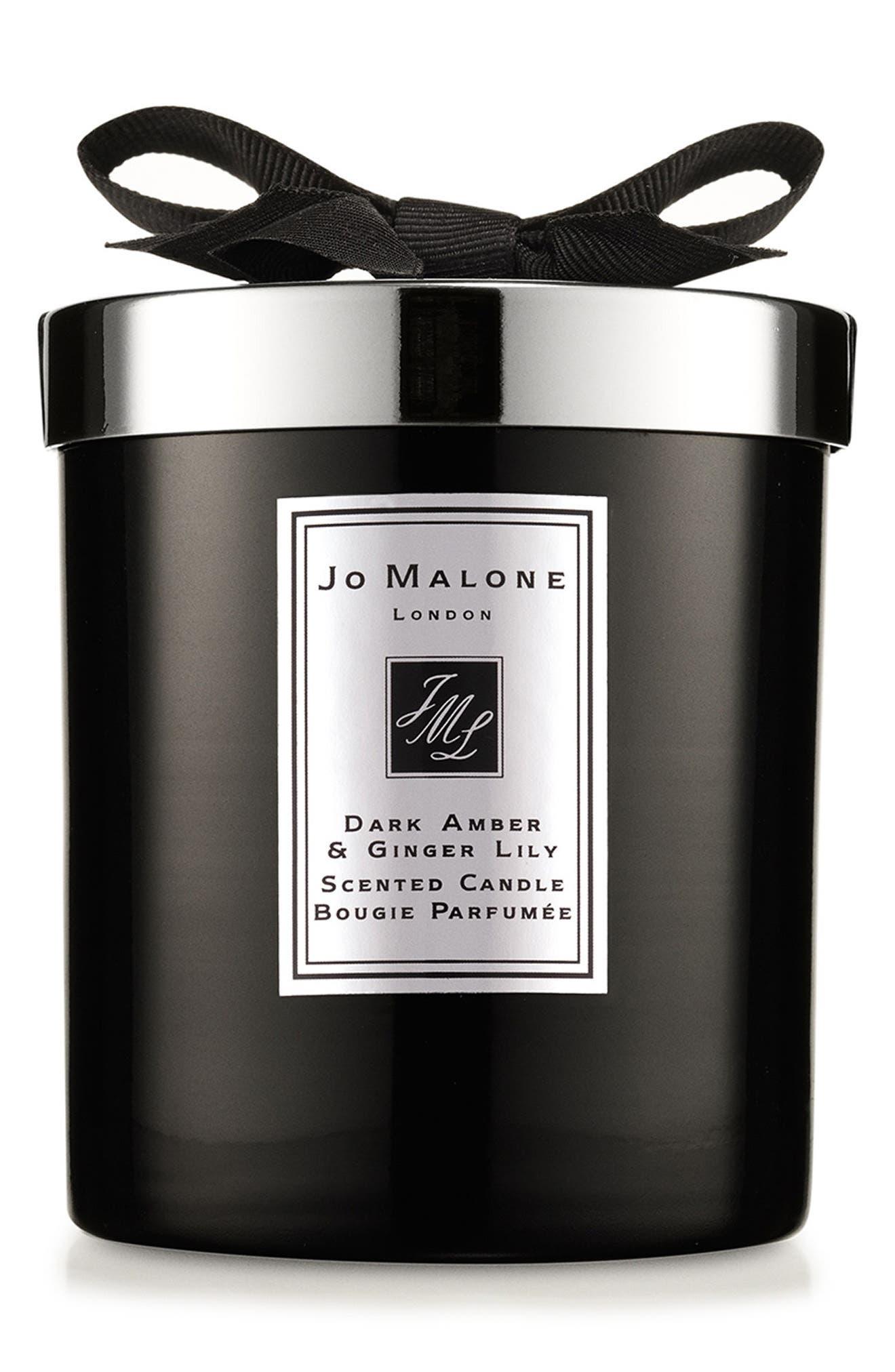 Main Image - Jo Malone™ Dark Amber & Ginger Lily Candle