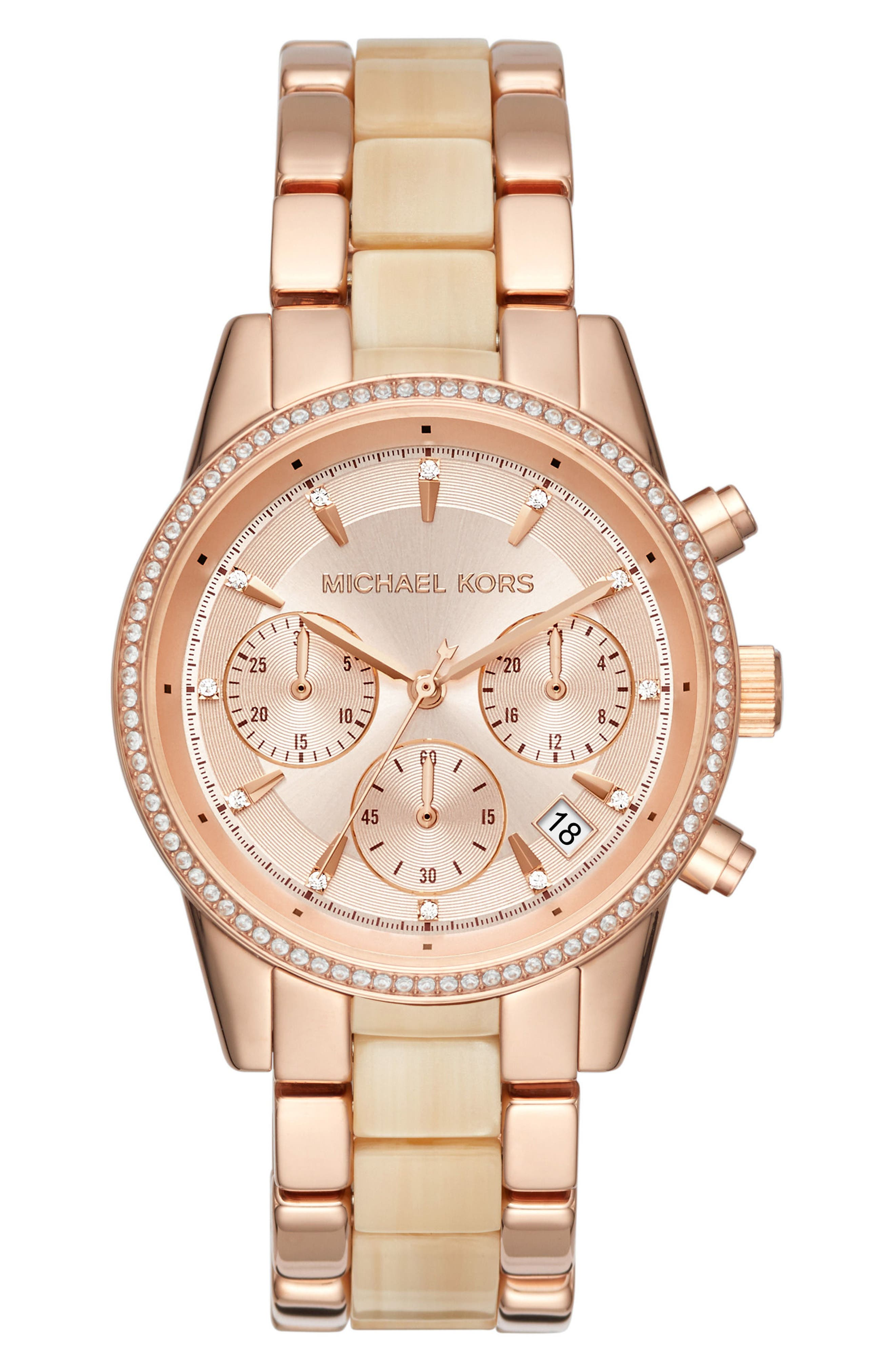 Michael Kors Ritz Bracelet Watch, 37mm