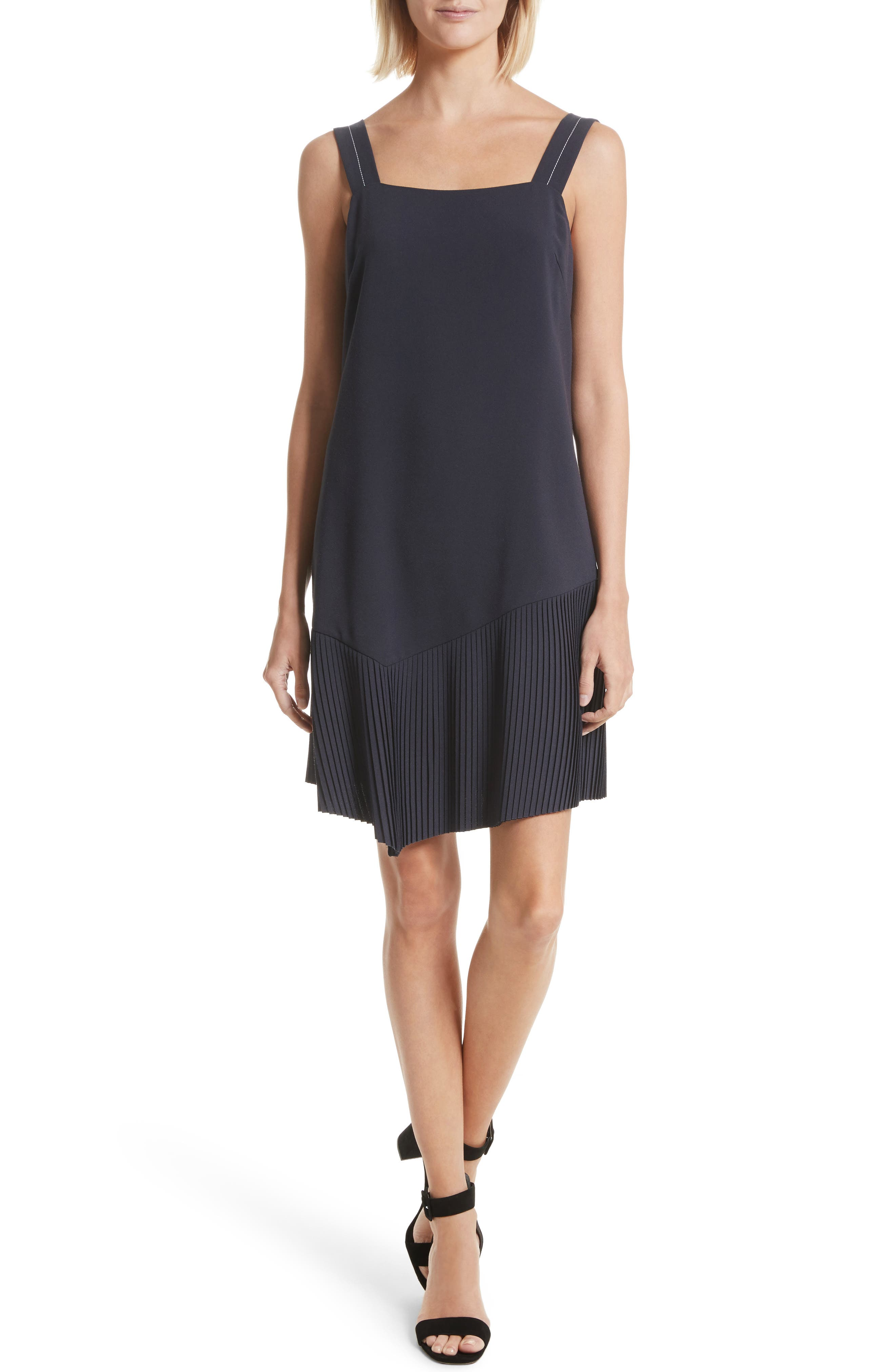 GREY Jason Wu Pleated Tank Dress
