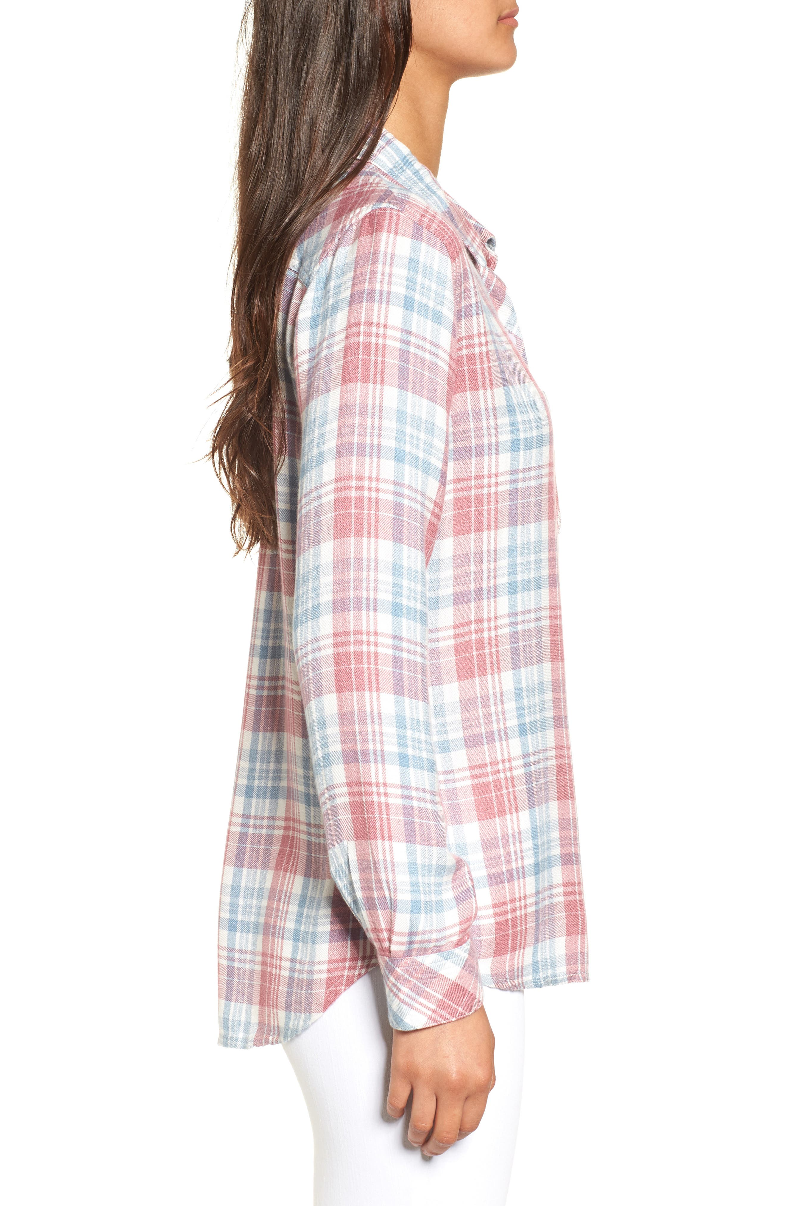 Alternate Image 3  - Rails Hunter Plaid Shirt