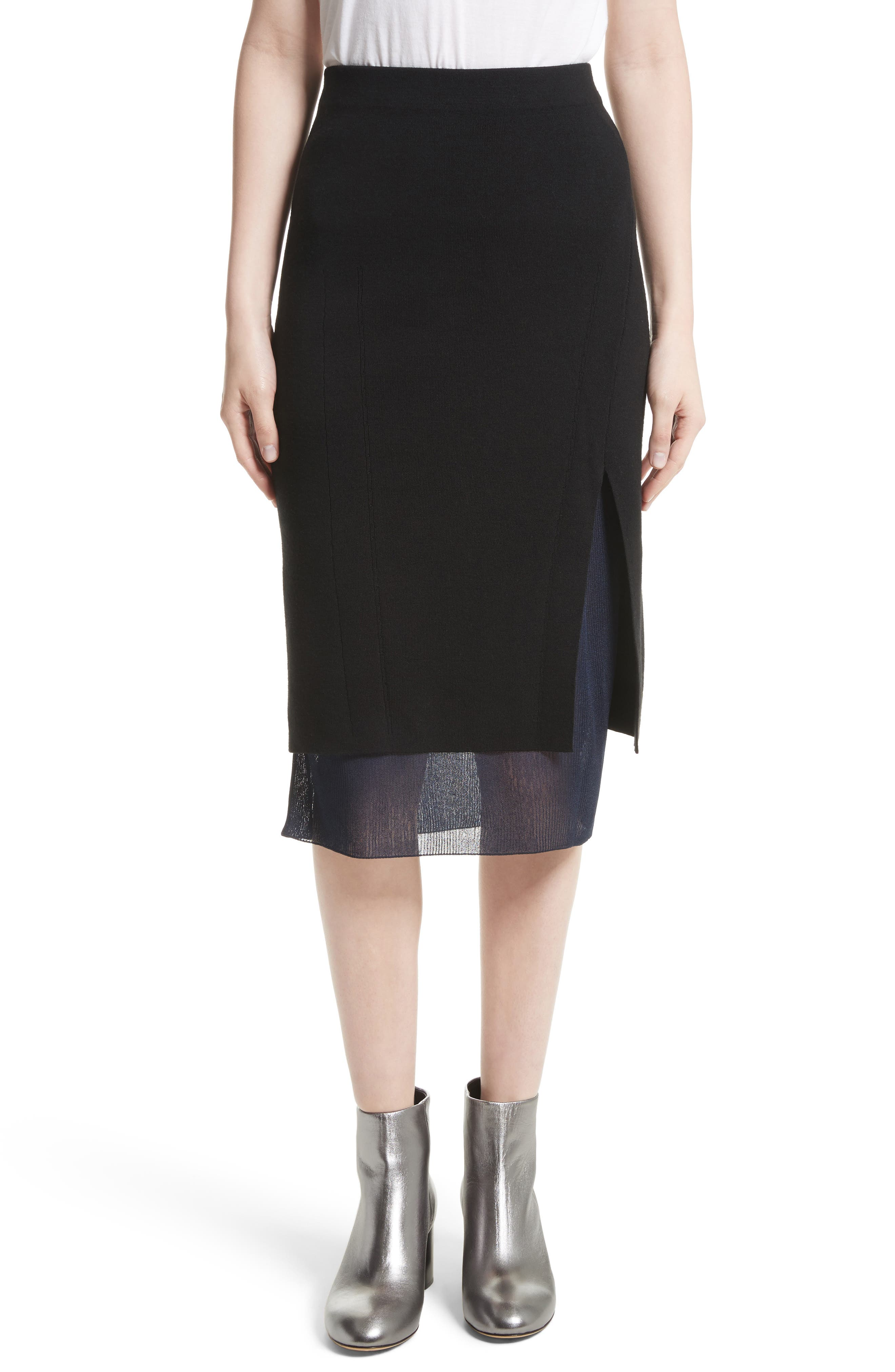 rag & bone Alyssa Knit Skirt