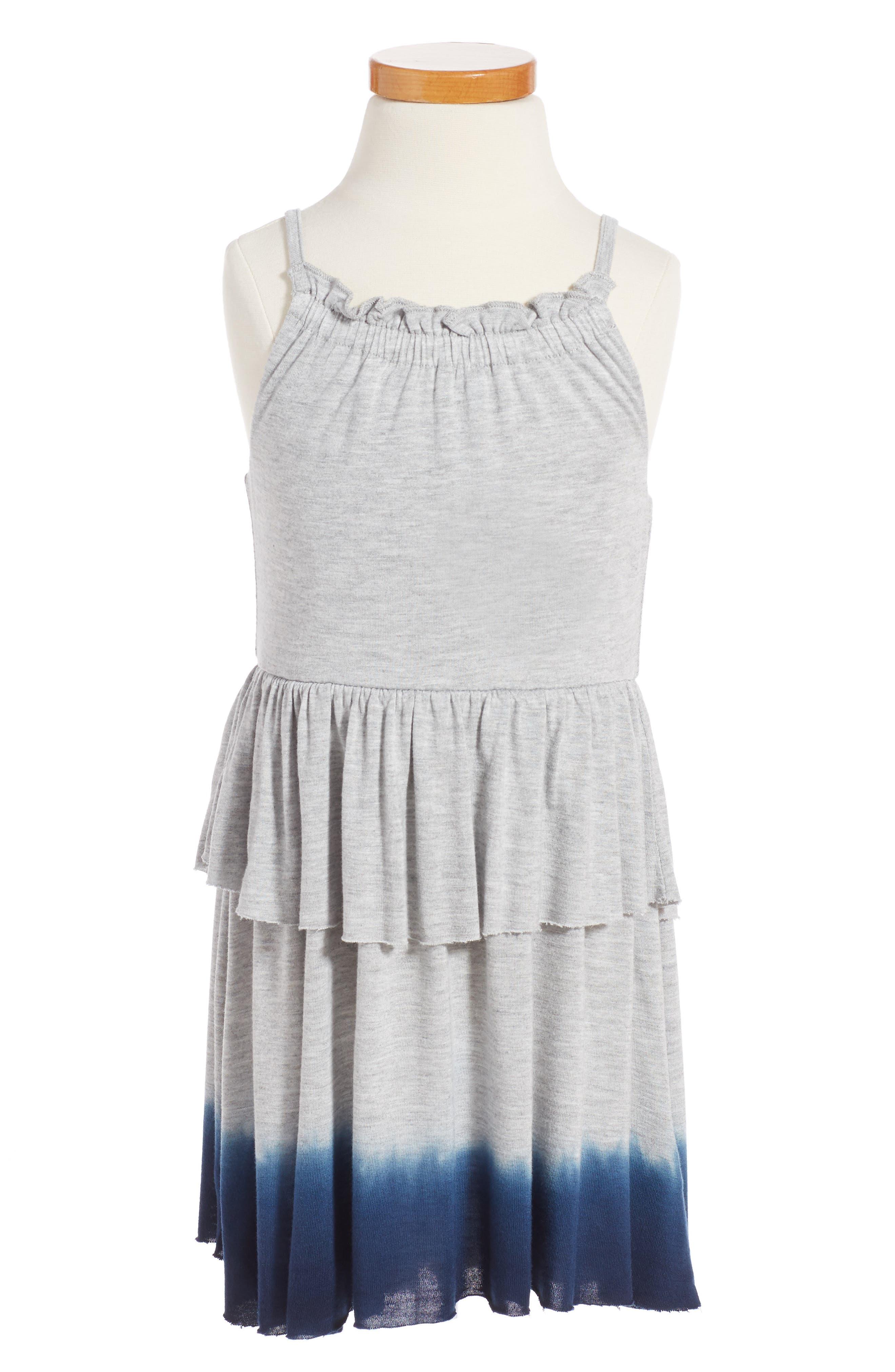Splendid Dip Dye Dress (Little Girls)