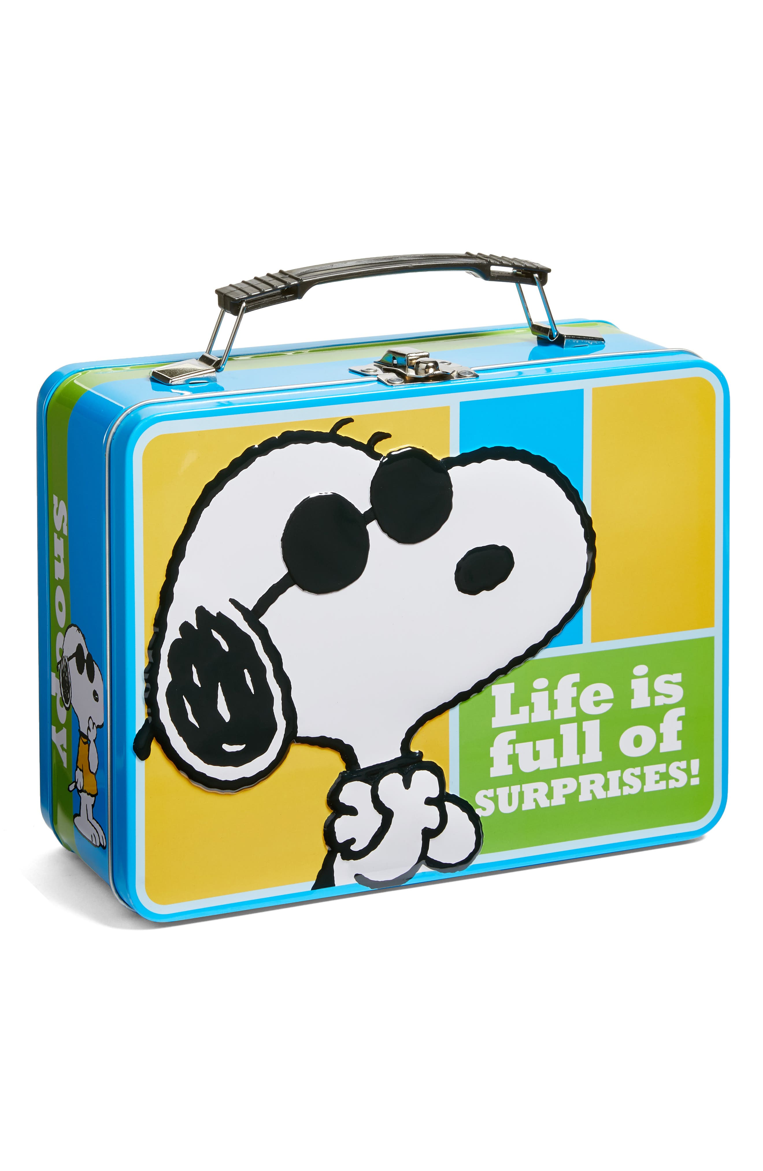 Vandor Peanuts - Joe Cool Lunch Box