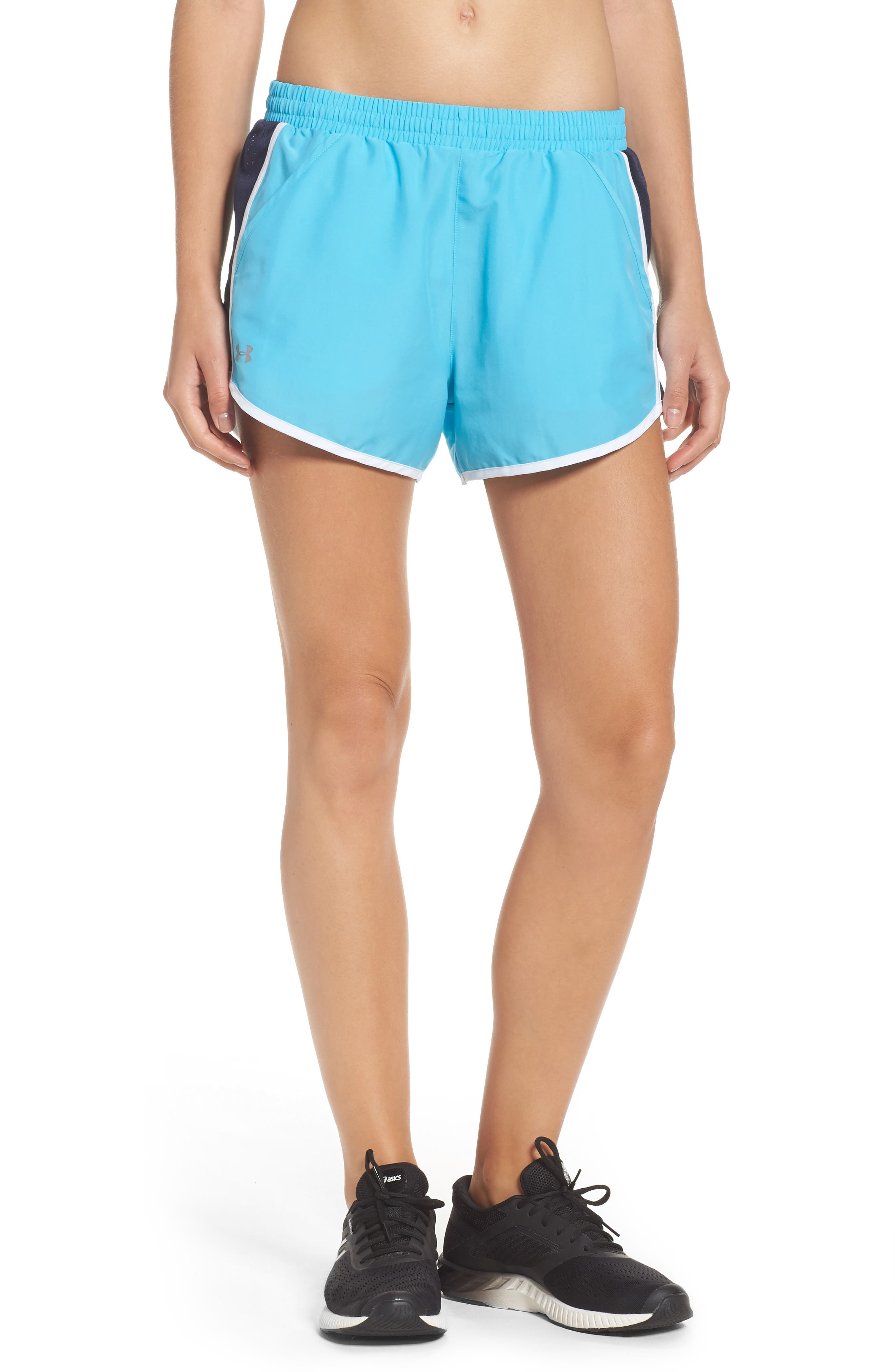 Alternate Image 1 Selected - Under Armour 'Fly By' Running Shorts