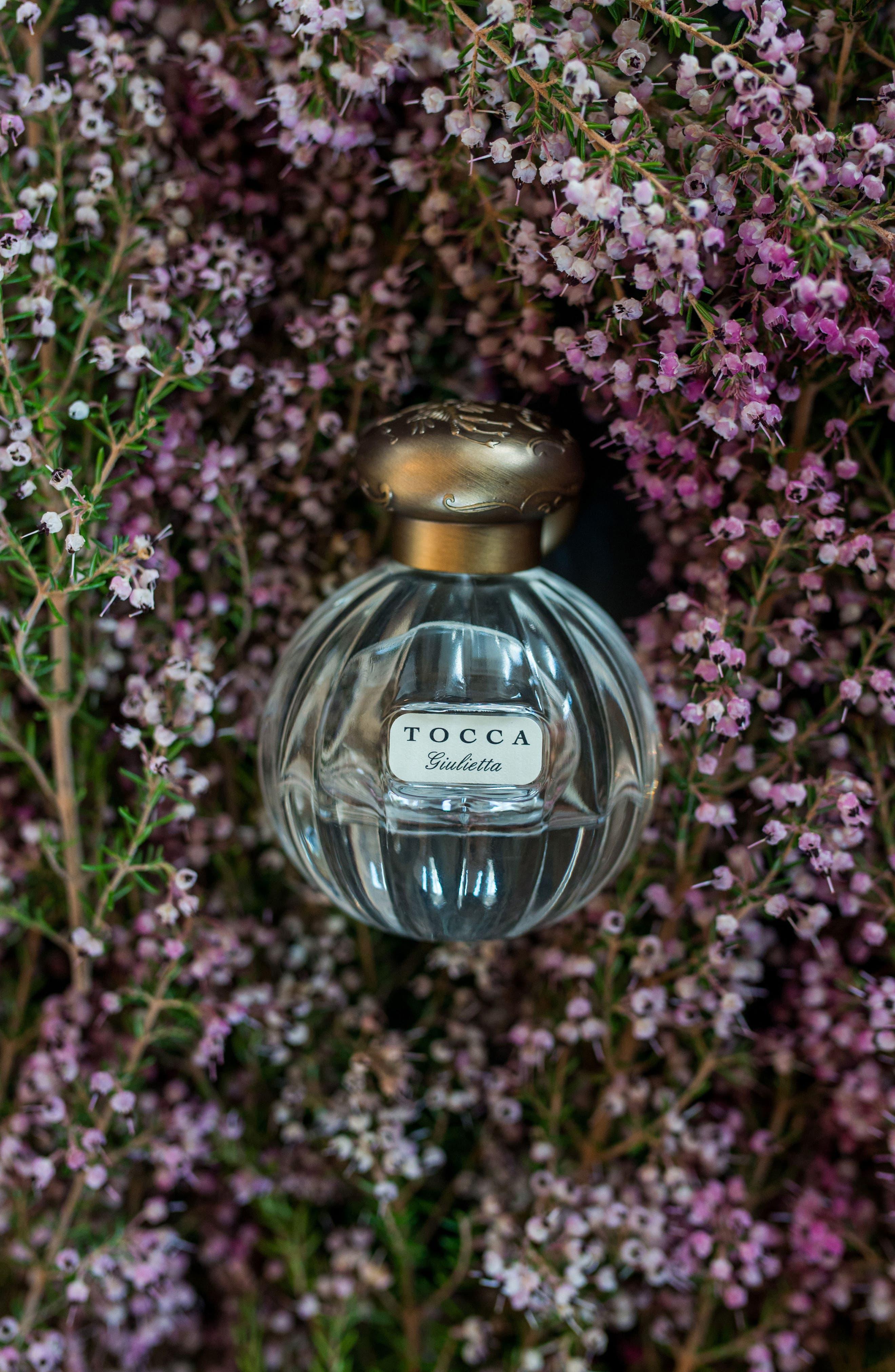 Alternate Image 2  - TOCCA 'Giulietta' Eau de Parfum