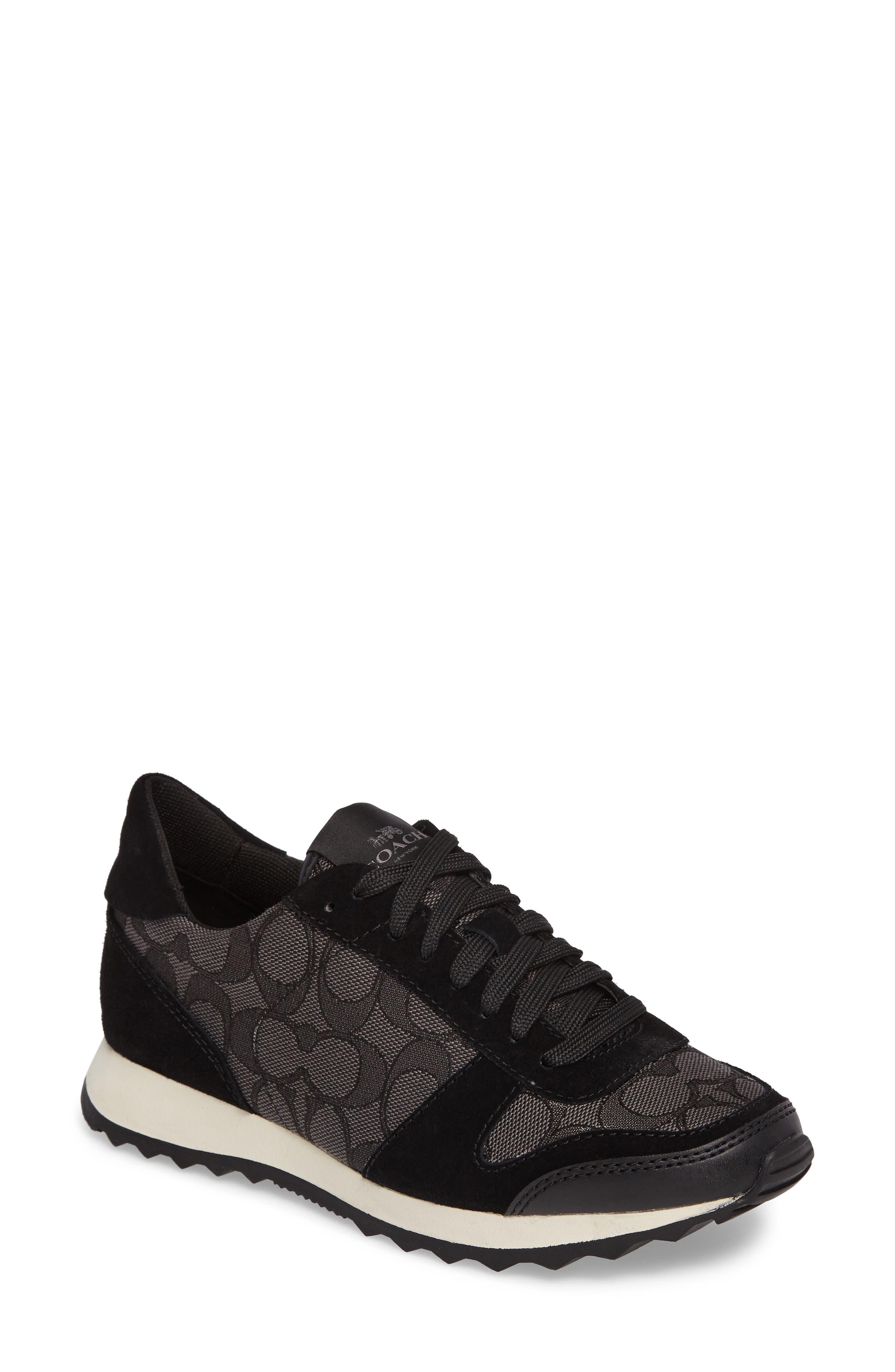 COACH Mason Print Sneaker (Women)