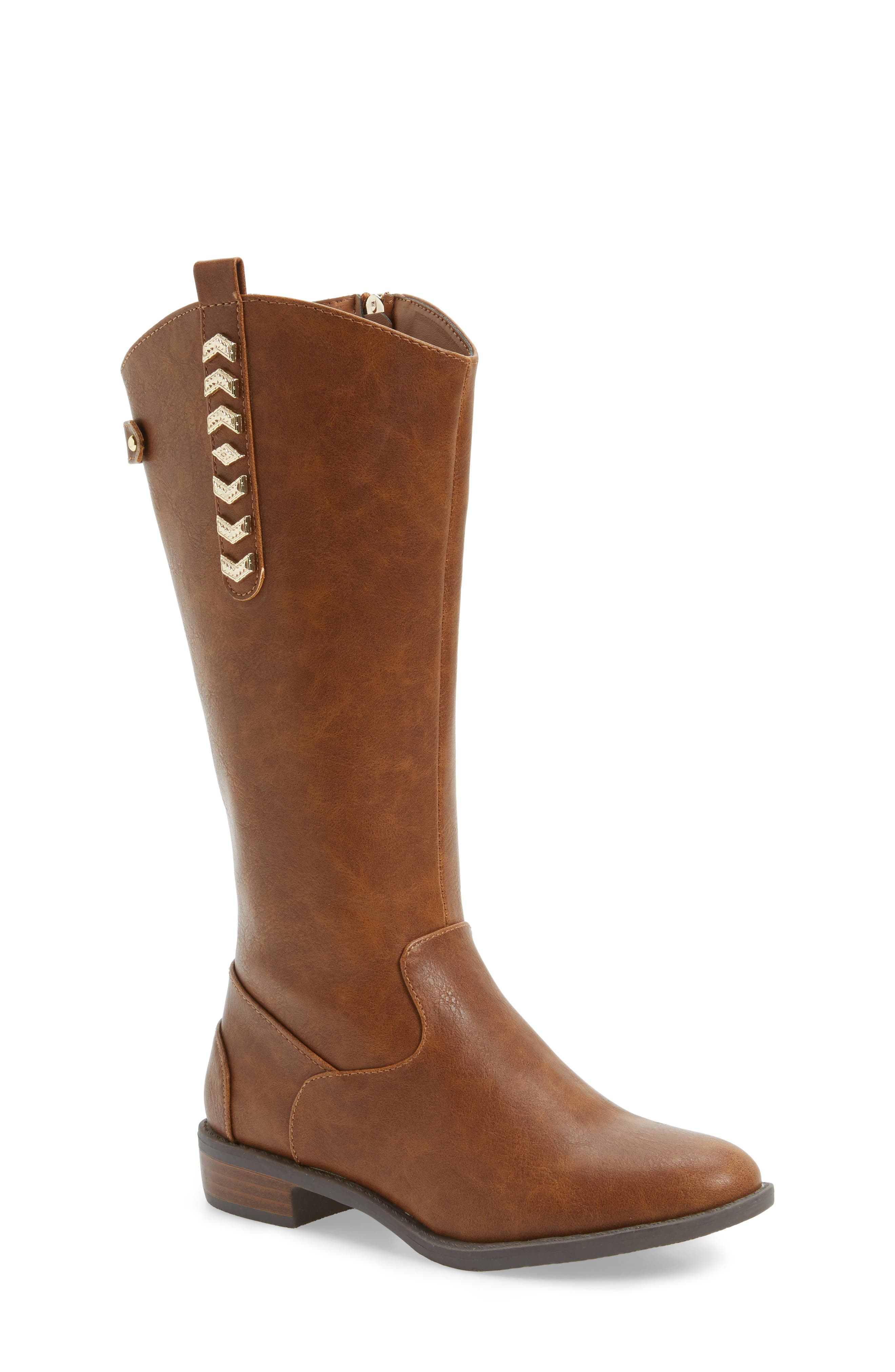 Sam Edelman Pia Samara Riding Boot (Toddler, Little Kid & Big Kid)