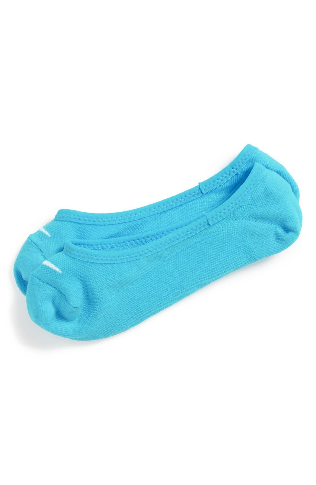 Alternate Image 1 Selected - Nike 'Studio' No-Show Socks (Women)