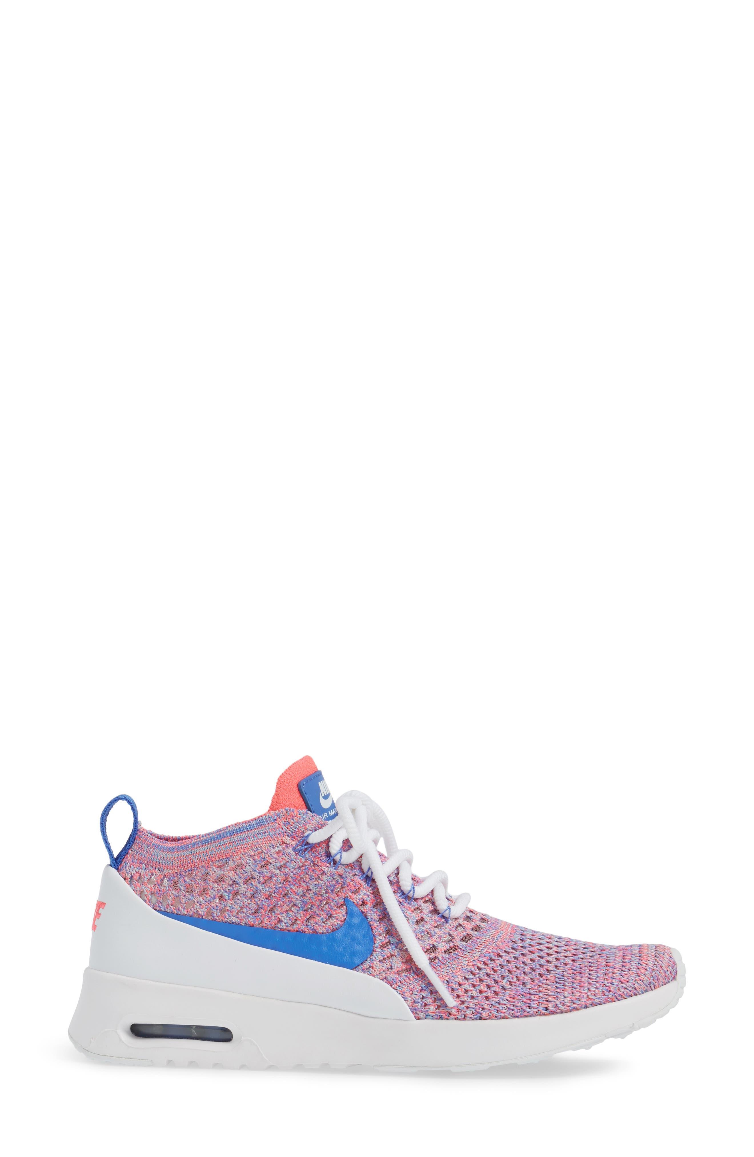 Alternate Image 3  - Nike Air Max Thea Ultra Flyknit Sneaker (Women)