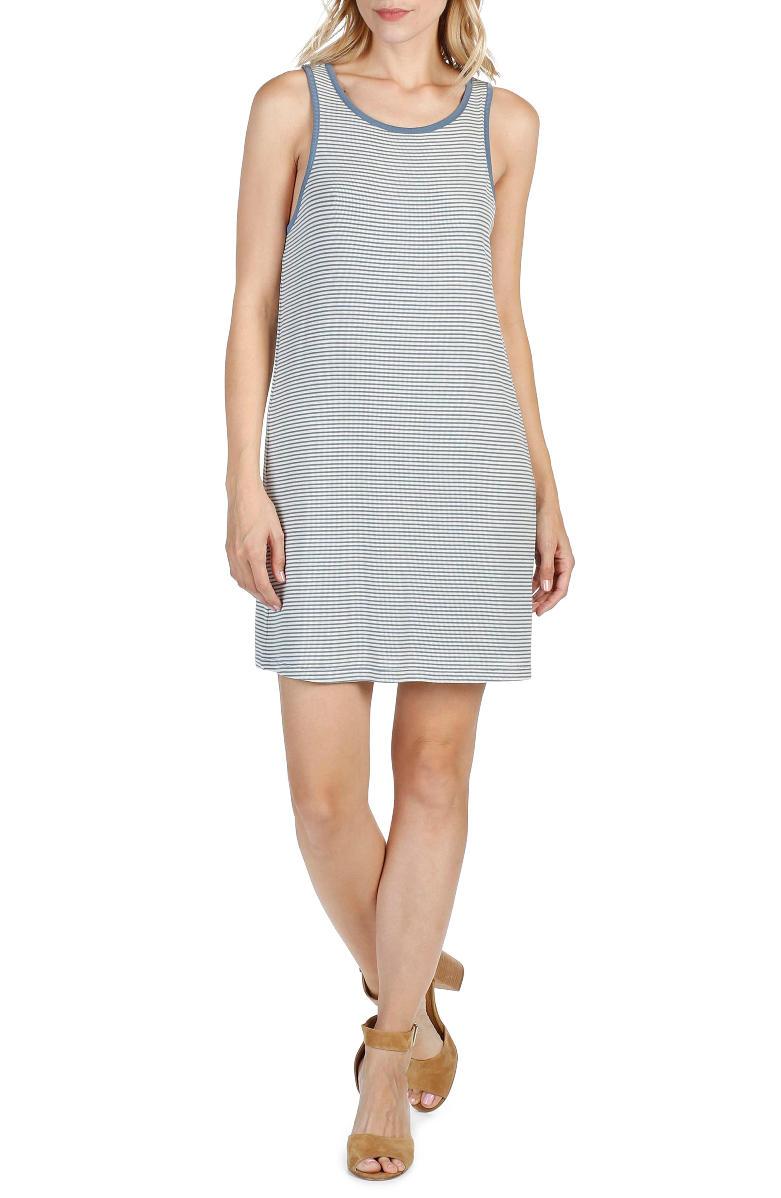 PAIGE Mia Shift Dress