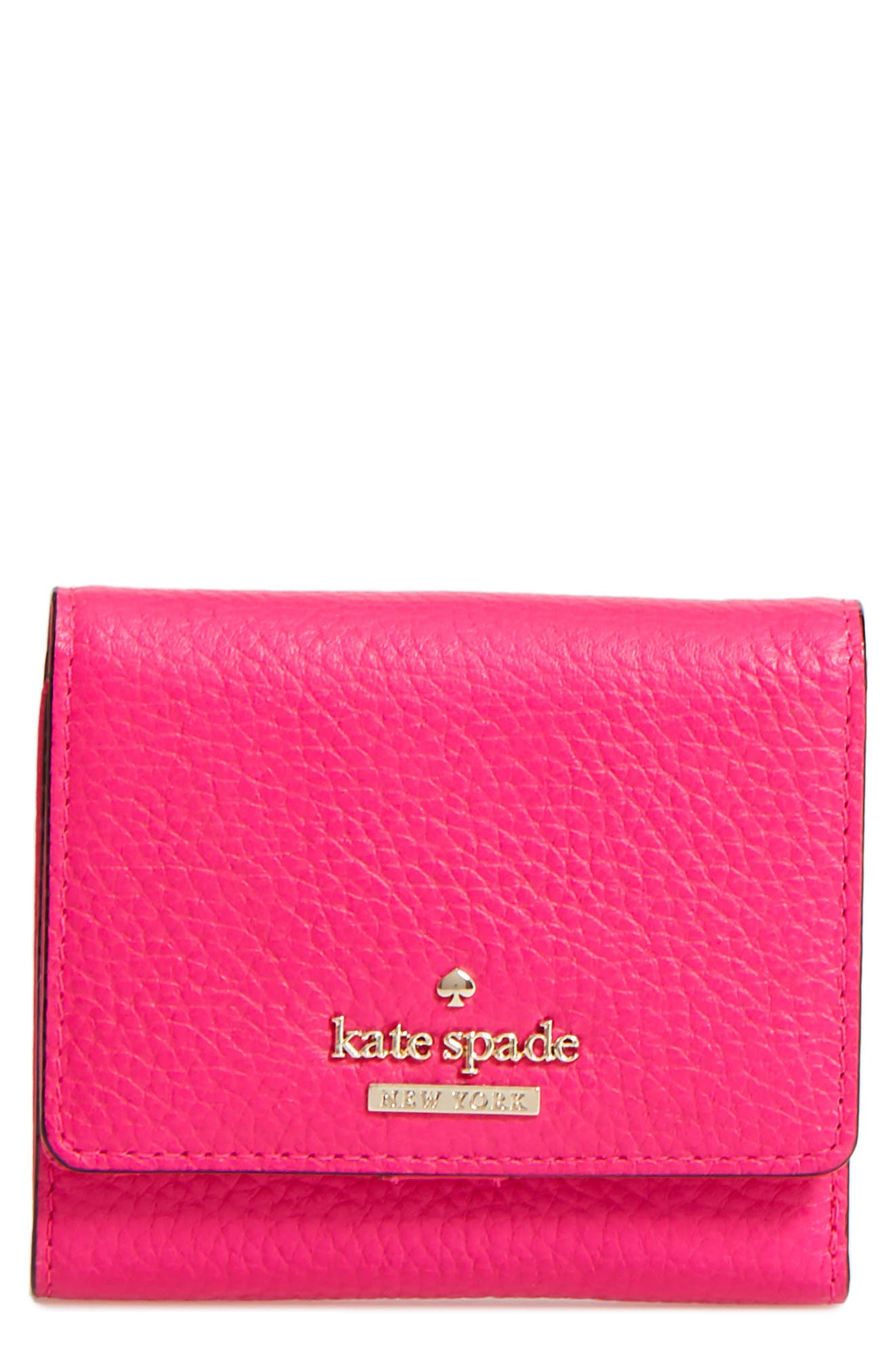 kate spade new york jackson street jada leather wallet