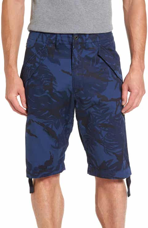 G-Star Raw Rovic DC Loose Cargo Shorts