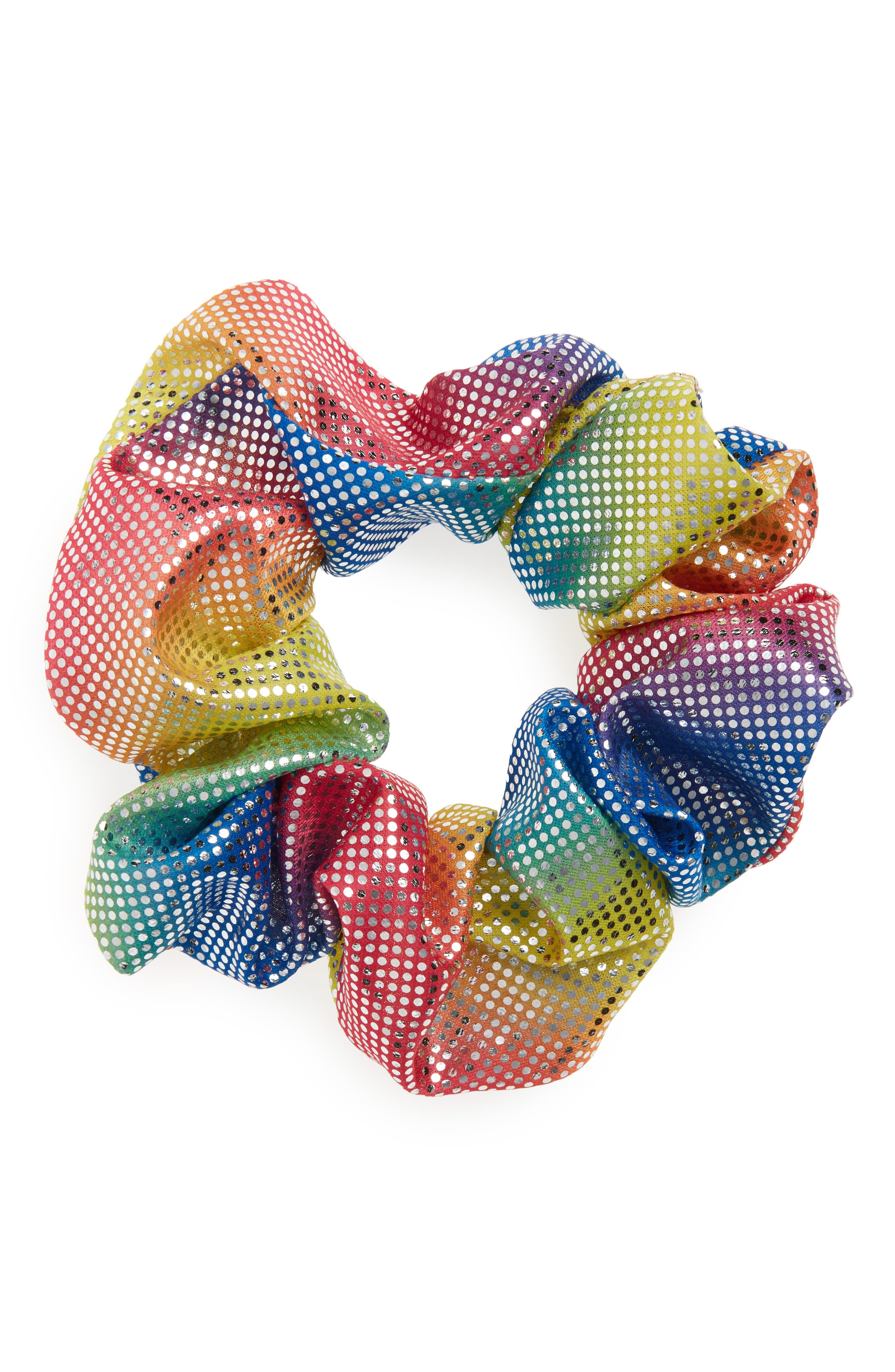 Berry Mermaid Scrunchie