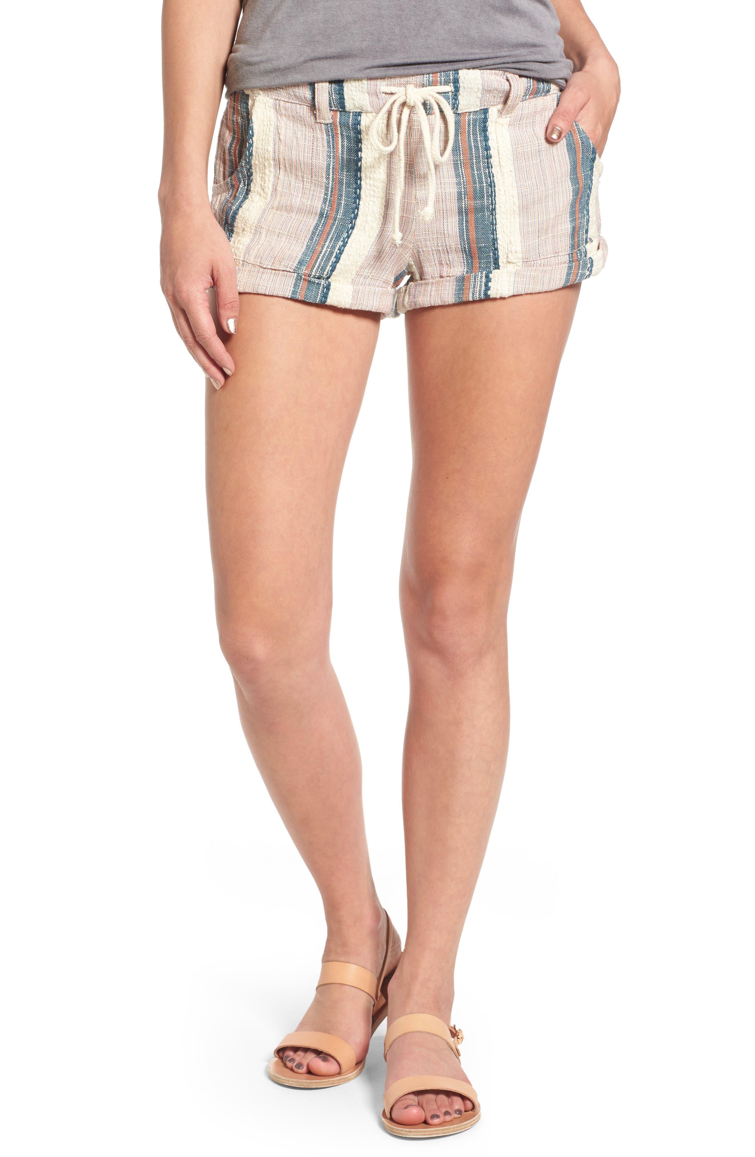 O'Neill Malina Stripe Shorts