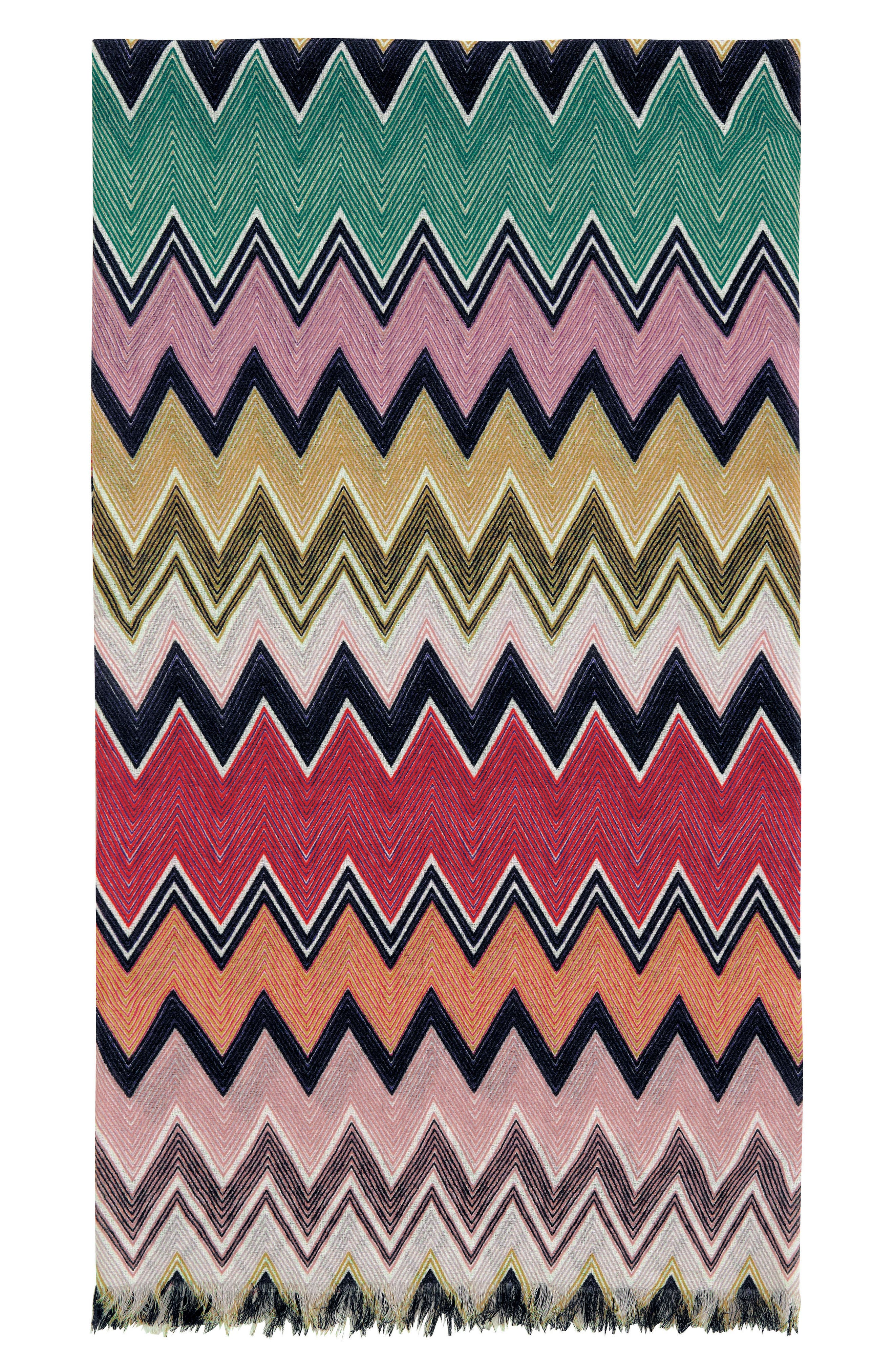 MissoniHome Tibaldo Throw Blanket