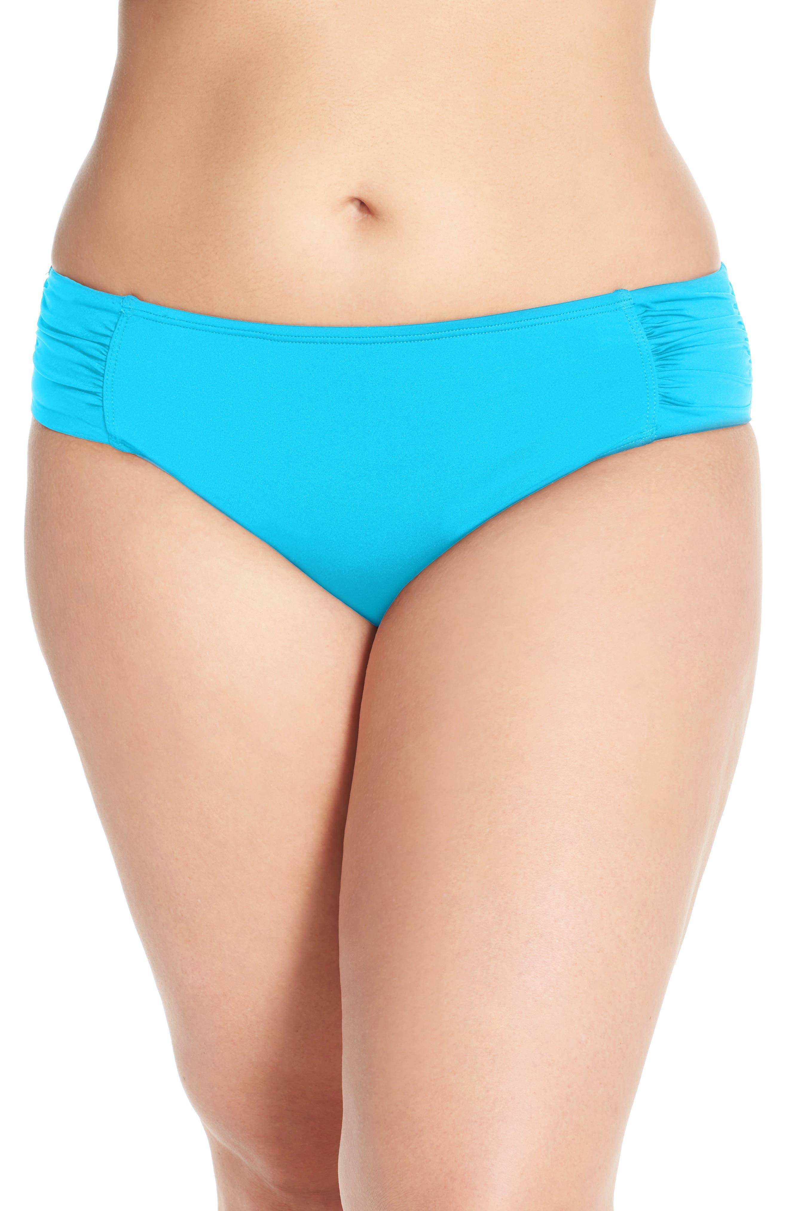 Tommy Bahama 'Pearl' Bikini Bottoms (Plus Size)