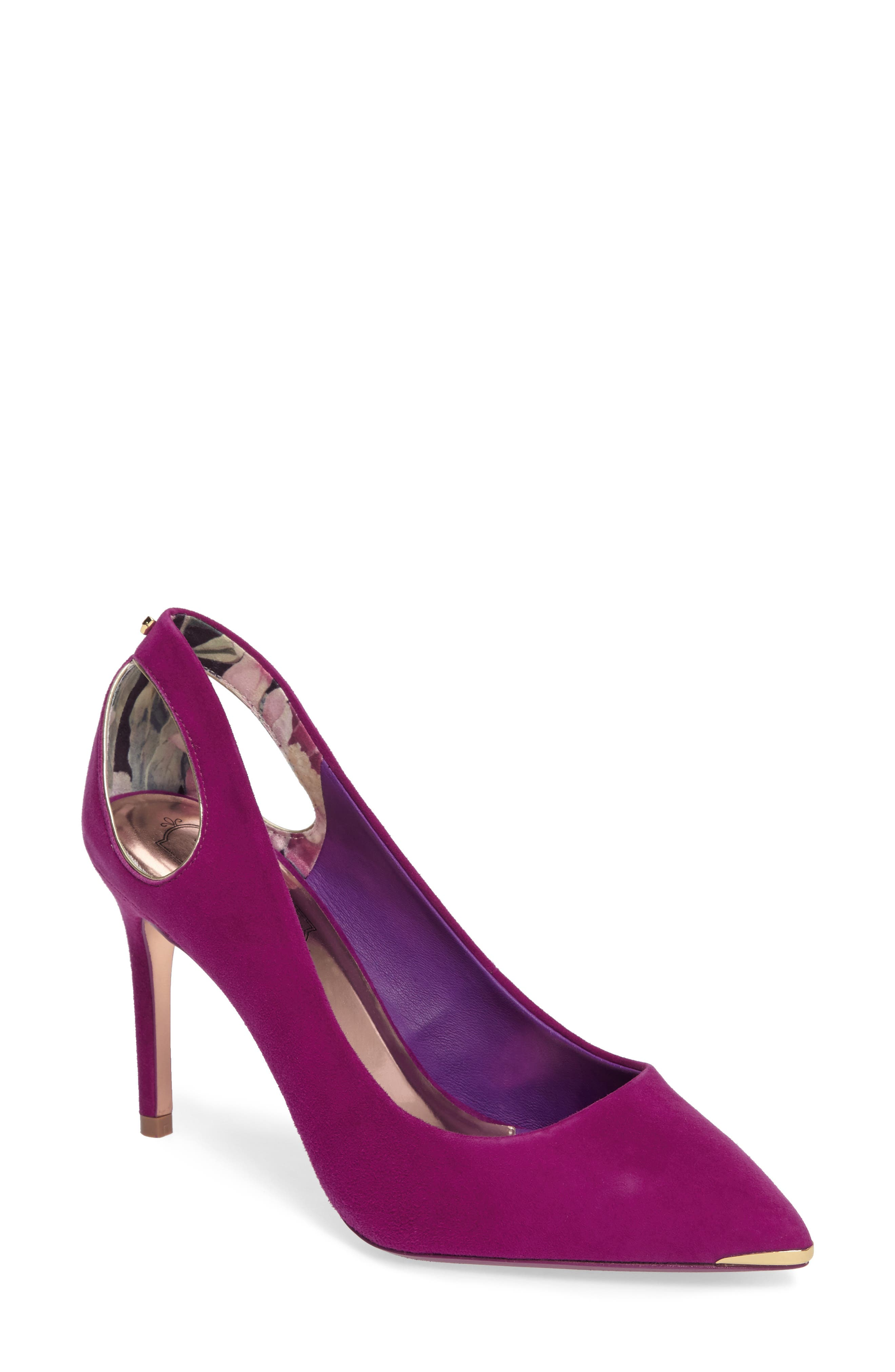 Ted Baker London Jesamin Cutout Pump (Women)