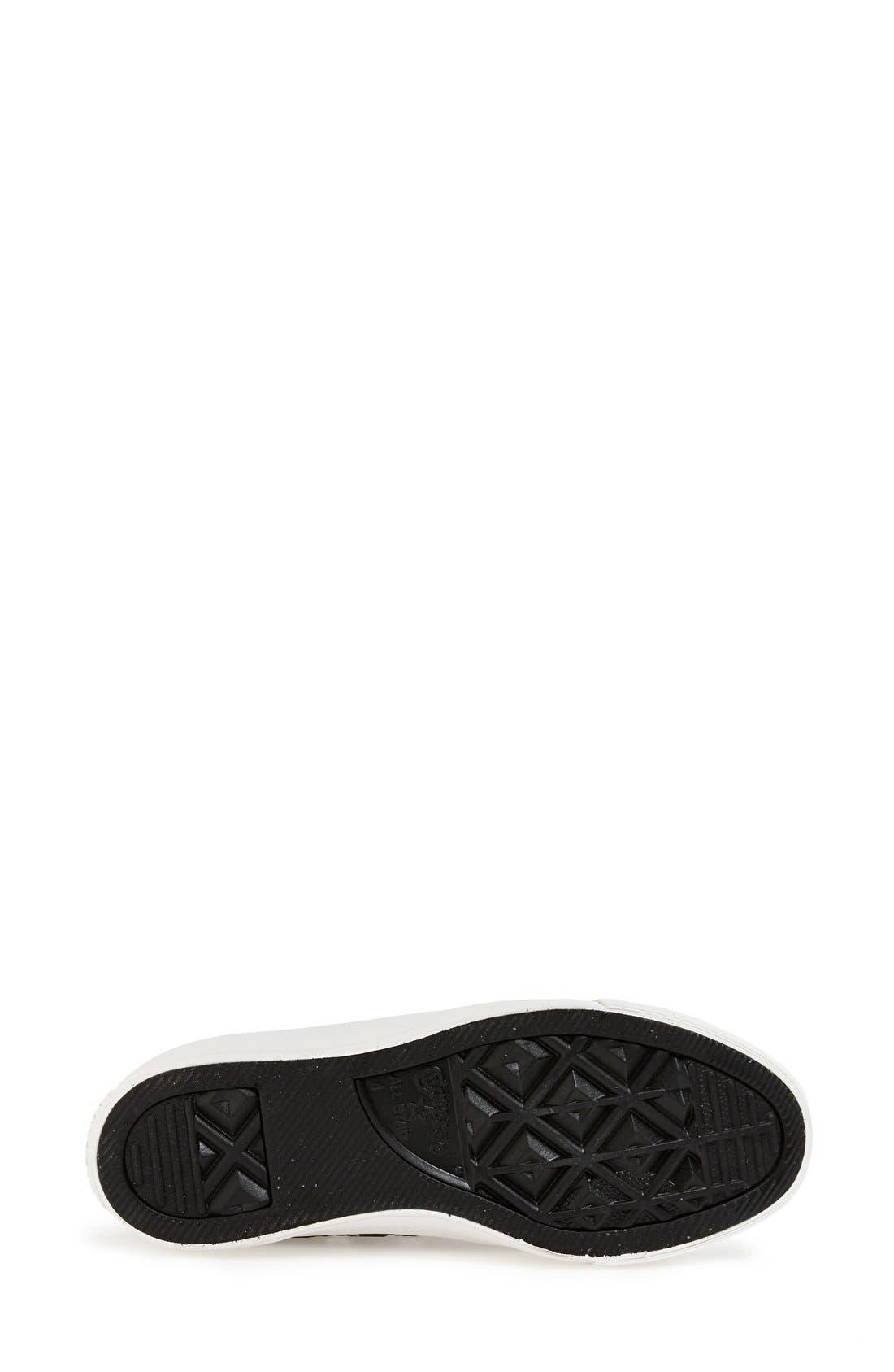 Alternate Image 4  - Converse Chuck Taylor® 'Reptile Print' High Top Sneaker (Women)