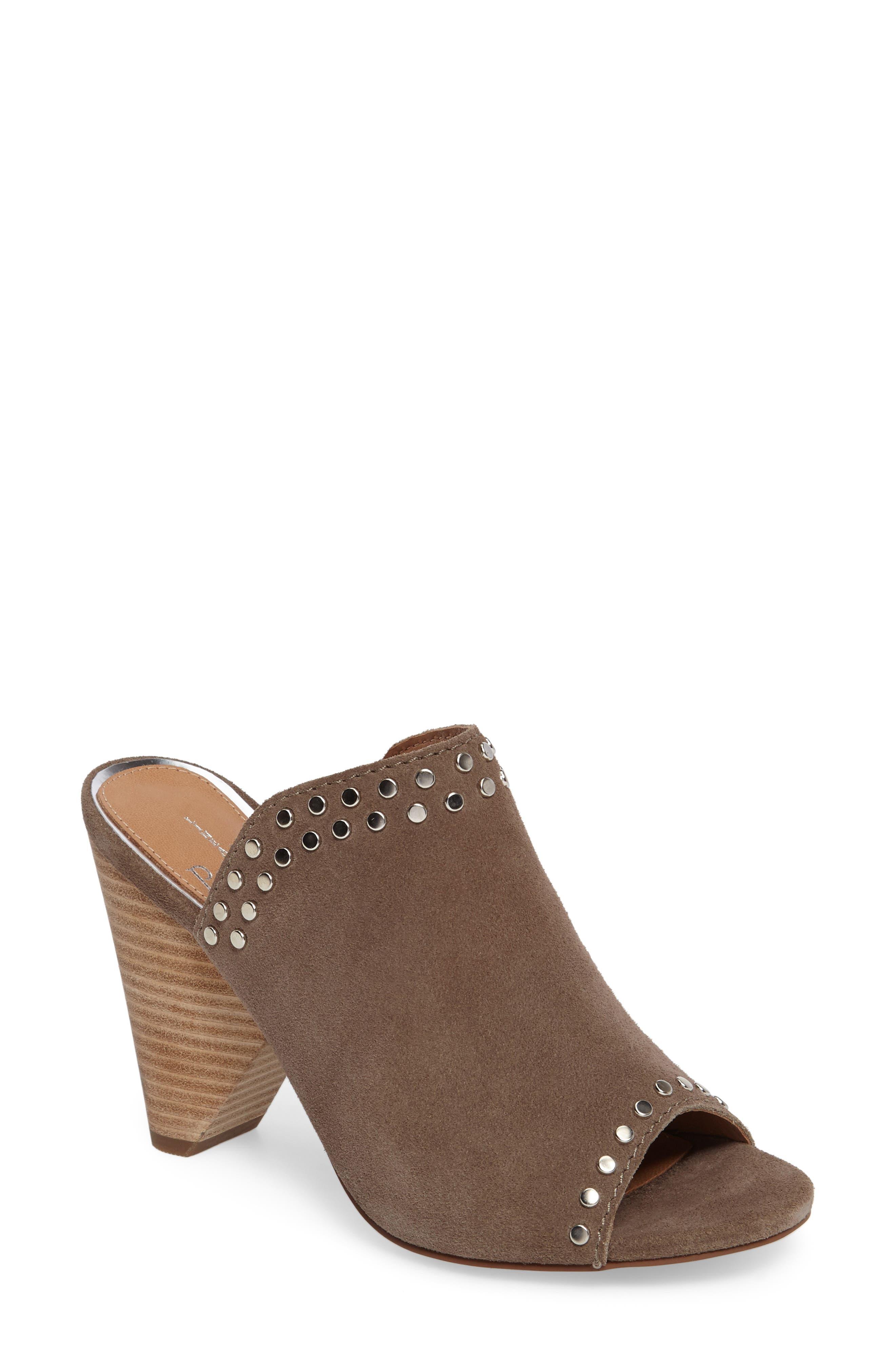 Linea Paolo Penny Studded Cone Heel Sandal (Women)