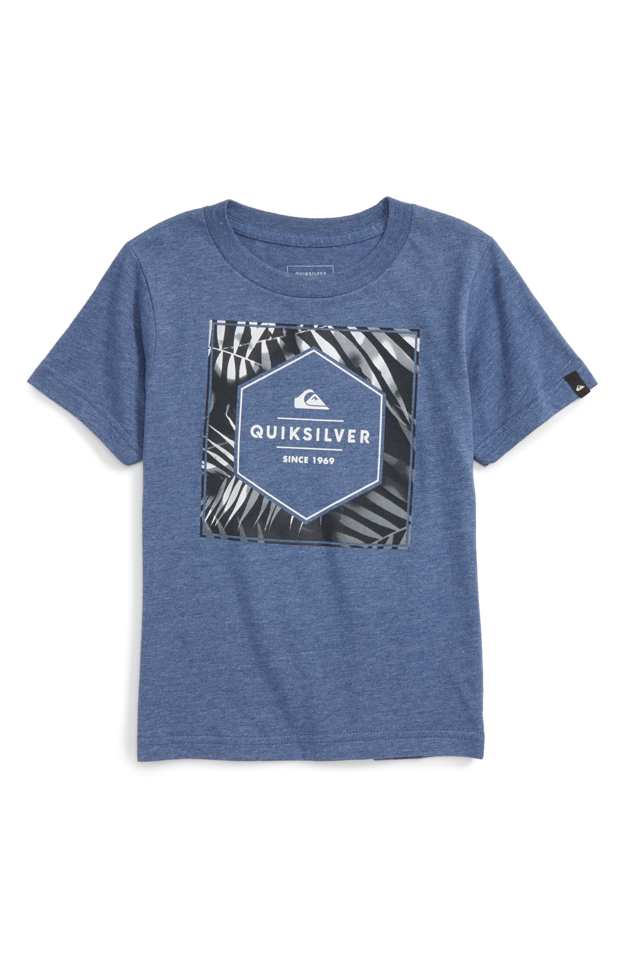 Quiksilver Hex Graphic T-Shirt (Toddler Boys & Little Boys)