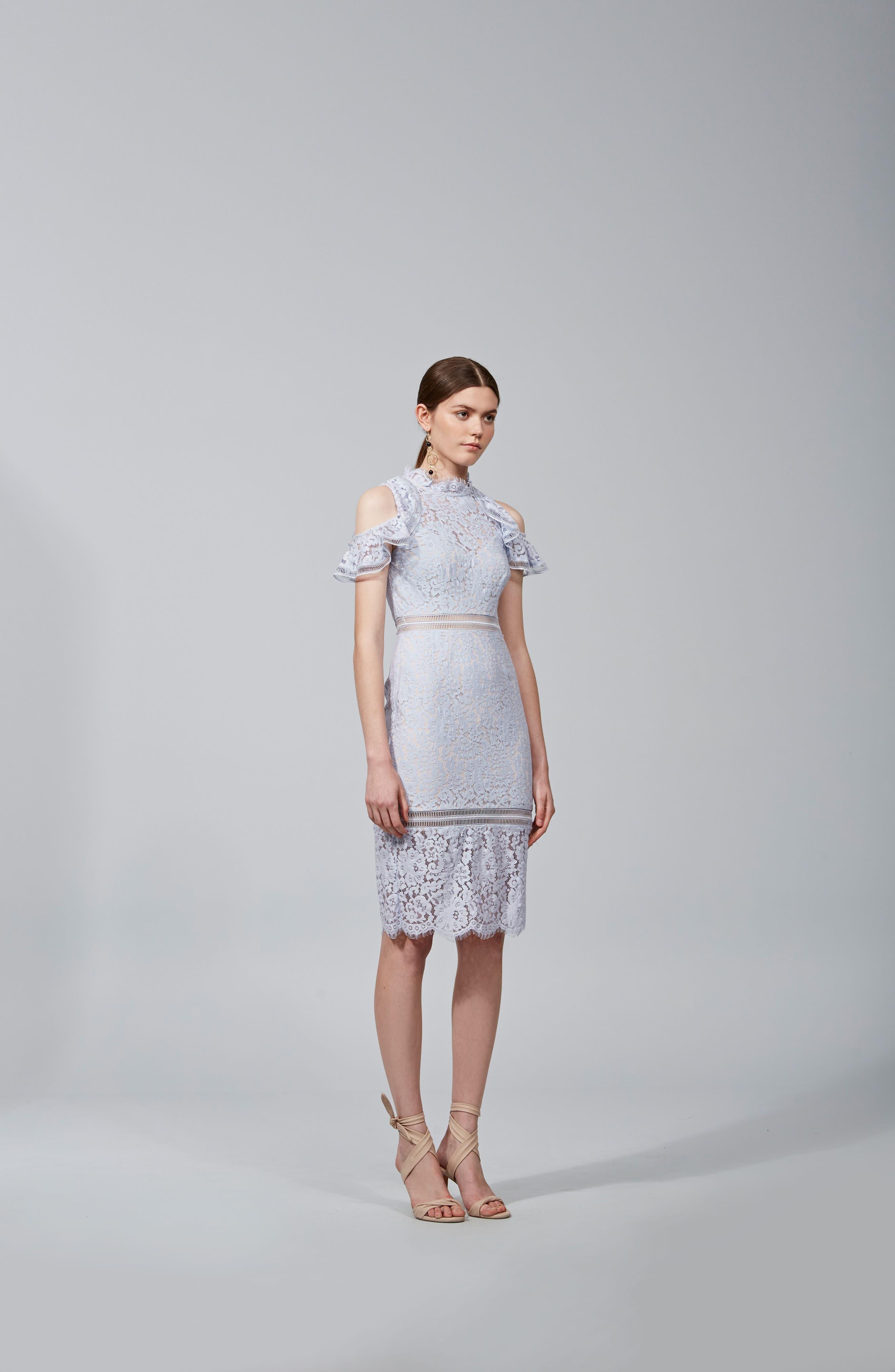 Alternate Image 2  - Keepsake the Label Oblivion Lace Dress