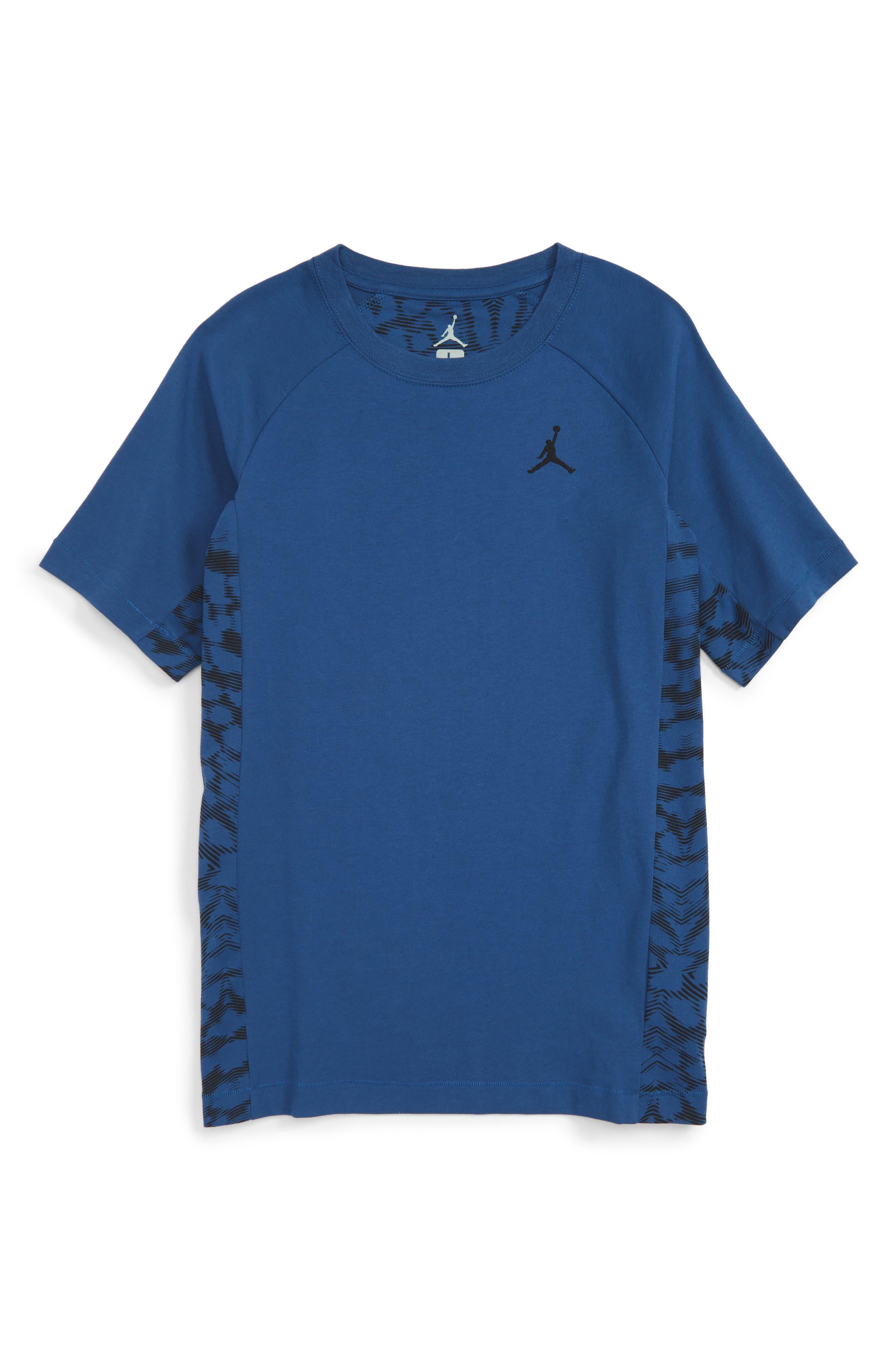 Jordan Core Graphic T-Shirt (Big Boys)