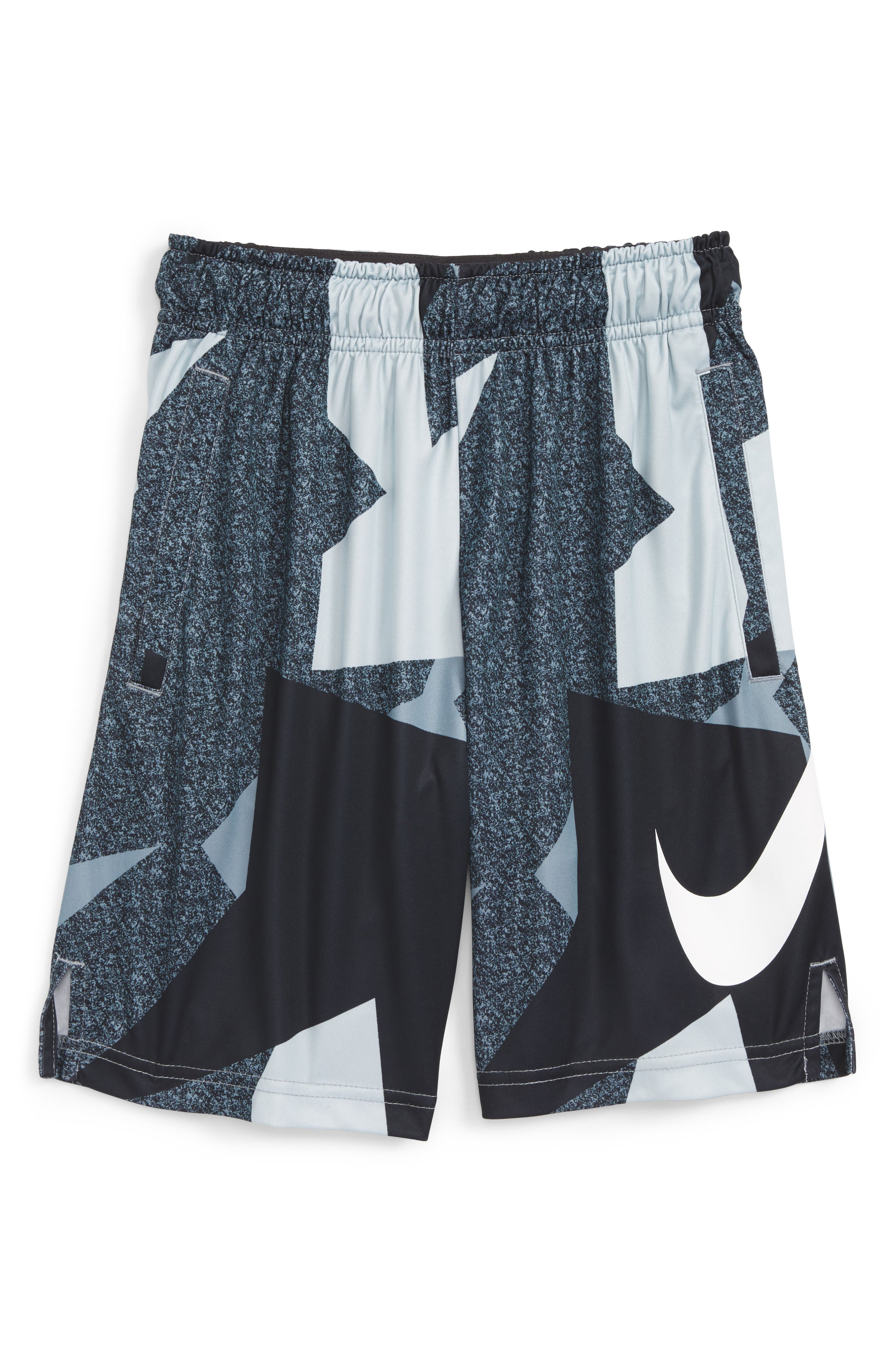 Nike AOP3 Dri-FIT Shorts (Little Boys & Big Boys)