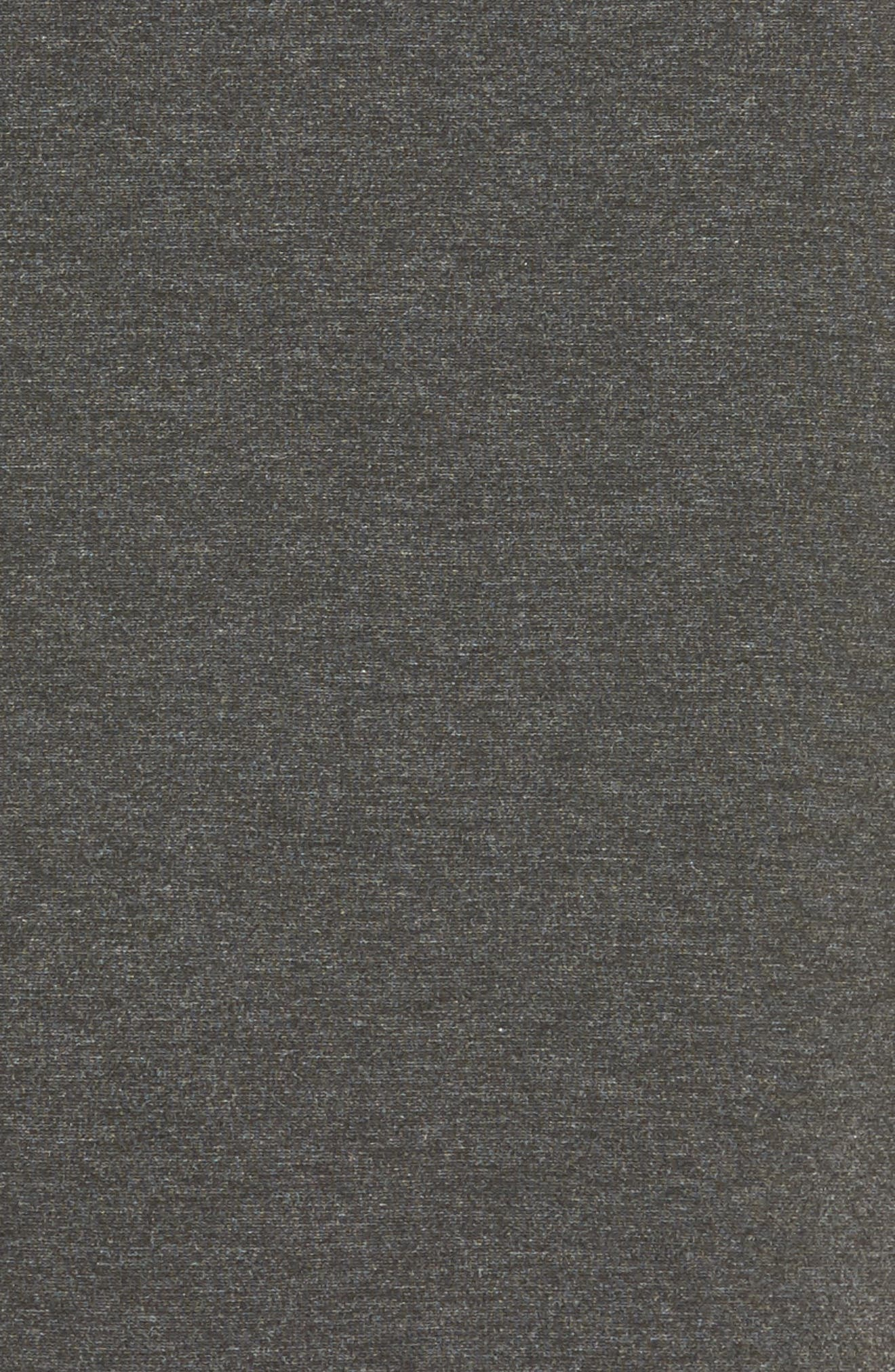Alternate Image 5  - Halogen® Ponte Pencil Skirt (Regular & Petite)