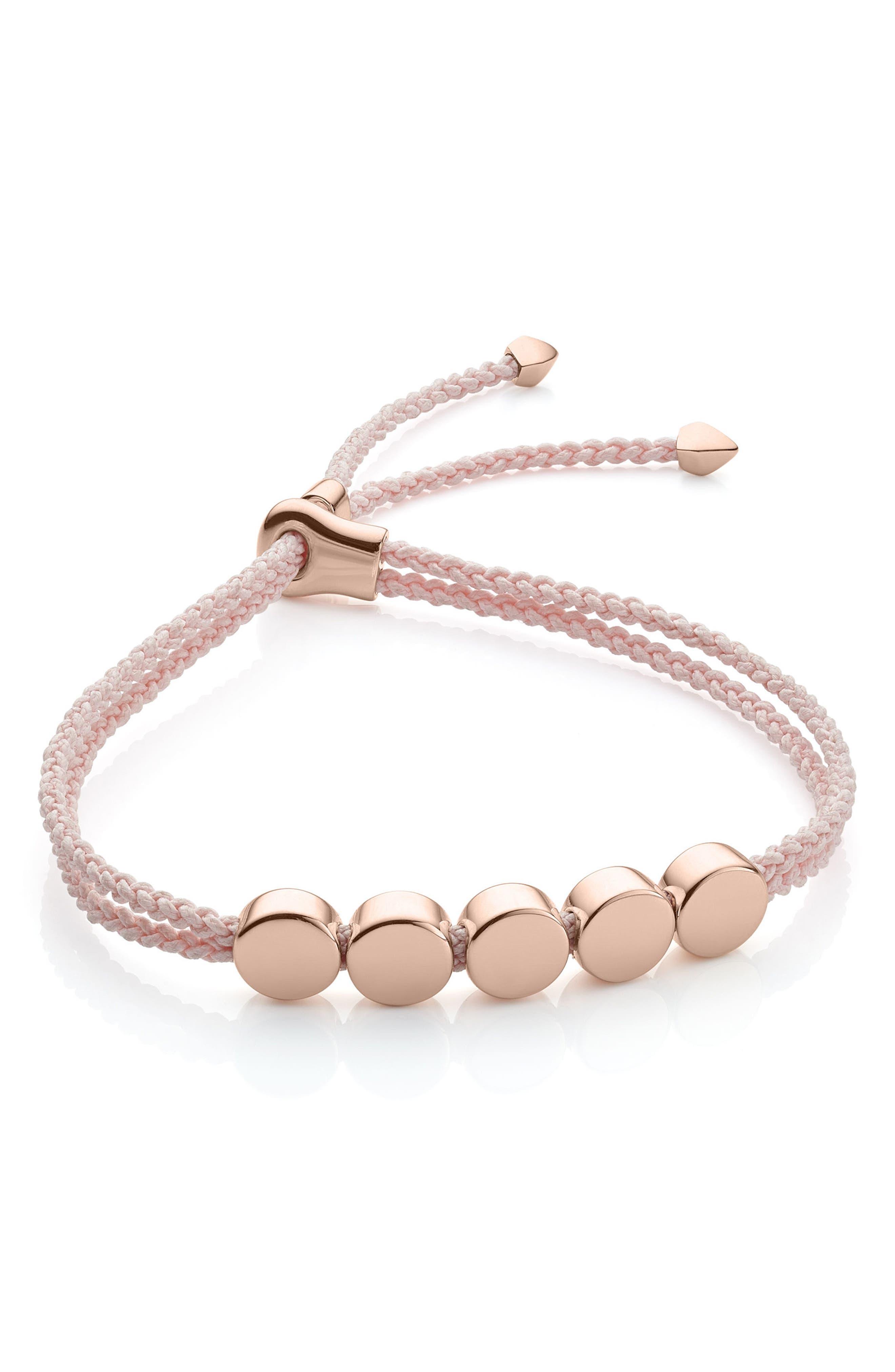 Monica Vinader Friendship Bracelet