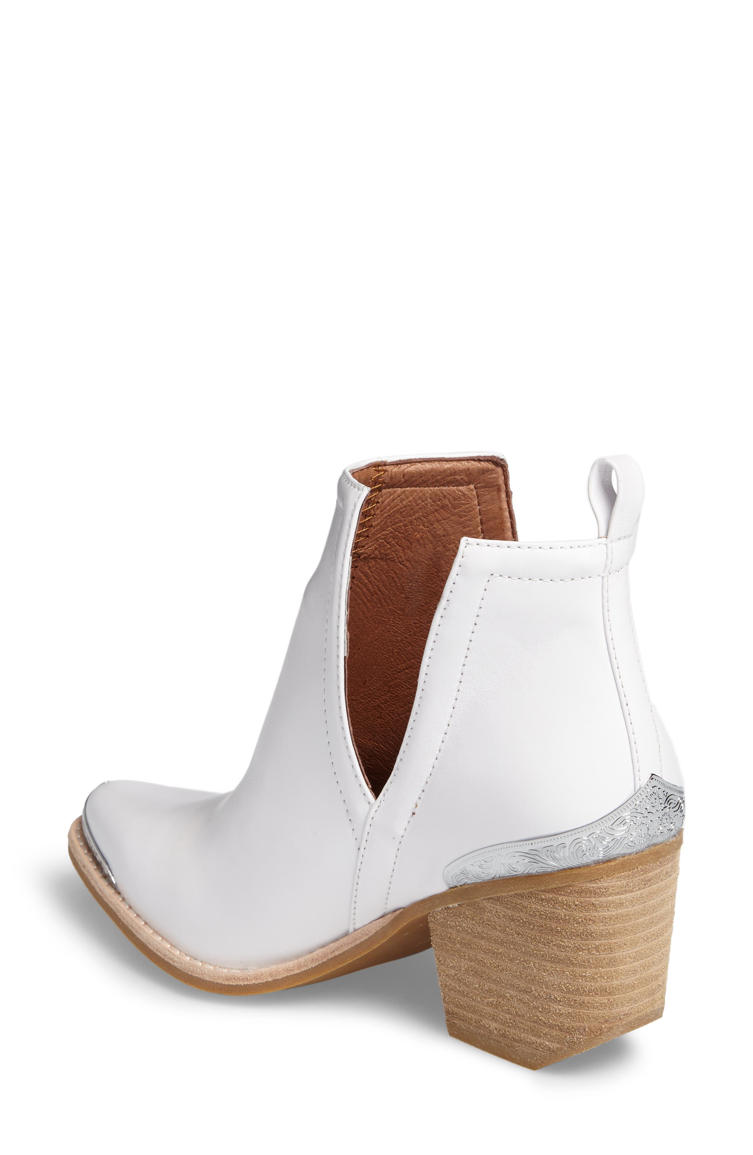 Alternate Image 2  - Jeffrey Campbell Cromwel Cutout Western Boot (Women)