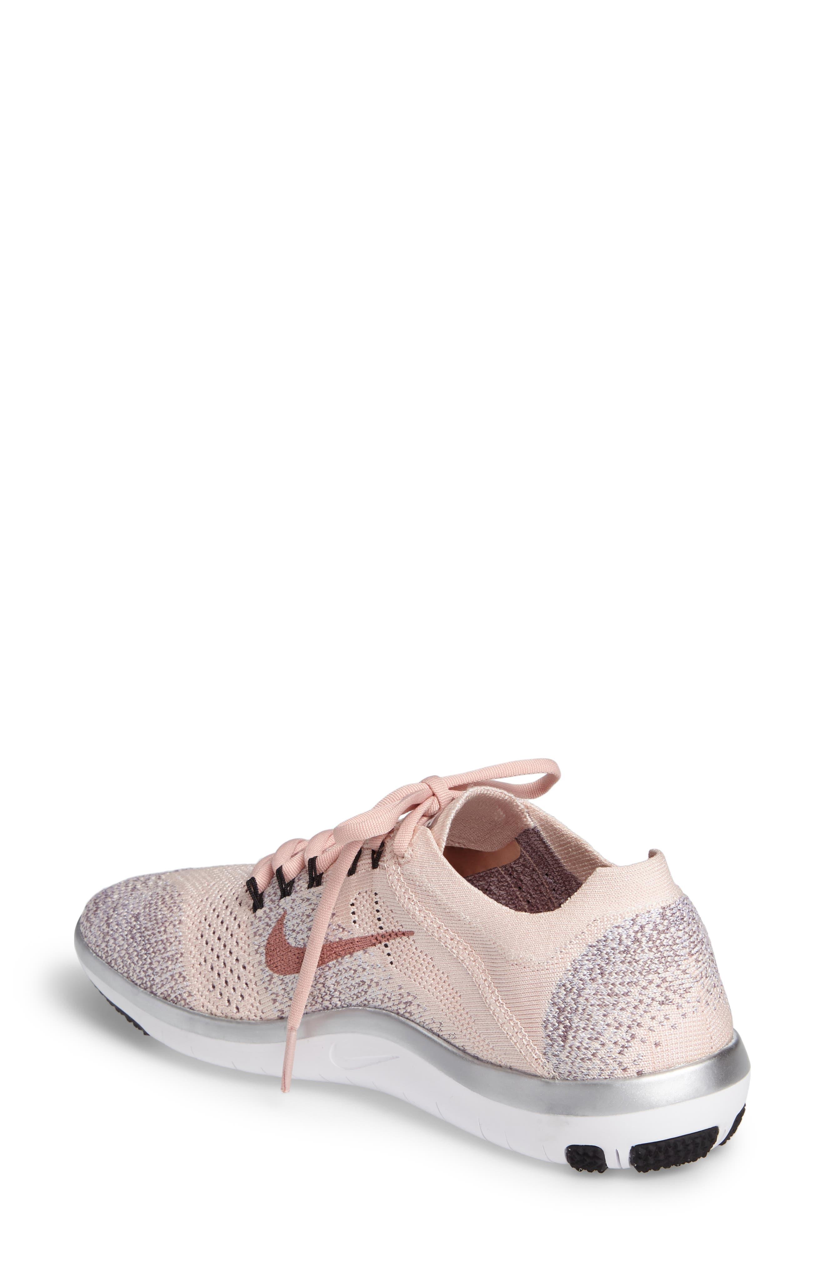 Alternate Image 2  - Nike Free Focus Flyknit 2 Bionic Training Shoe (Women)
