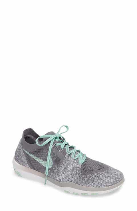 Nike Free Focus Flyknit 2 Training Shoe (Women)