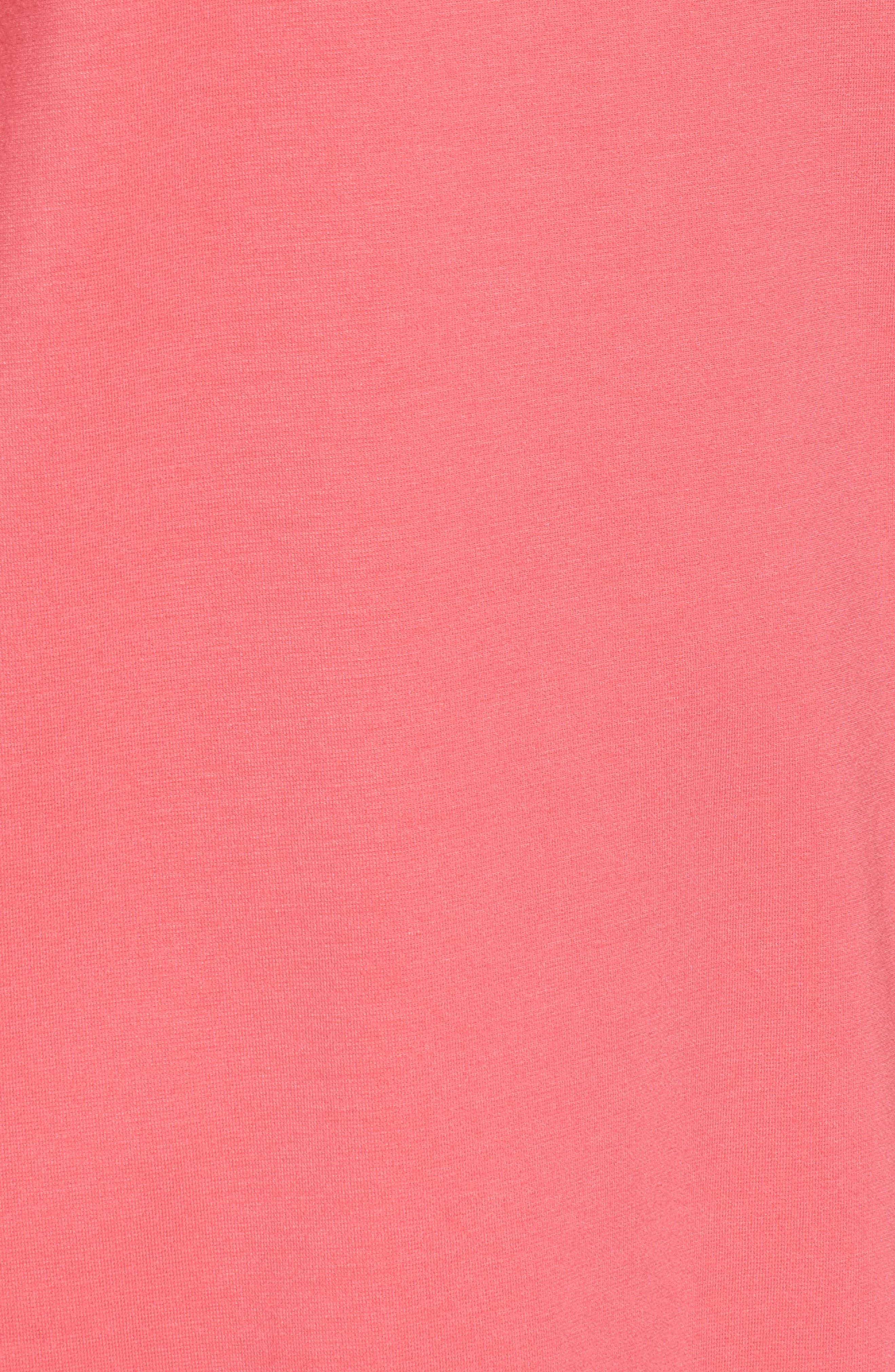Alternate Image 5  - Halogen® Knit Cold Shoulder Top (Regular & Petite)