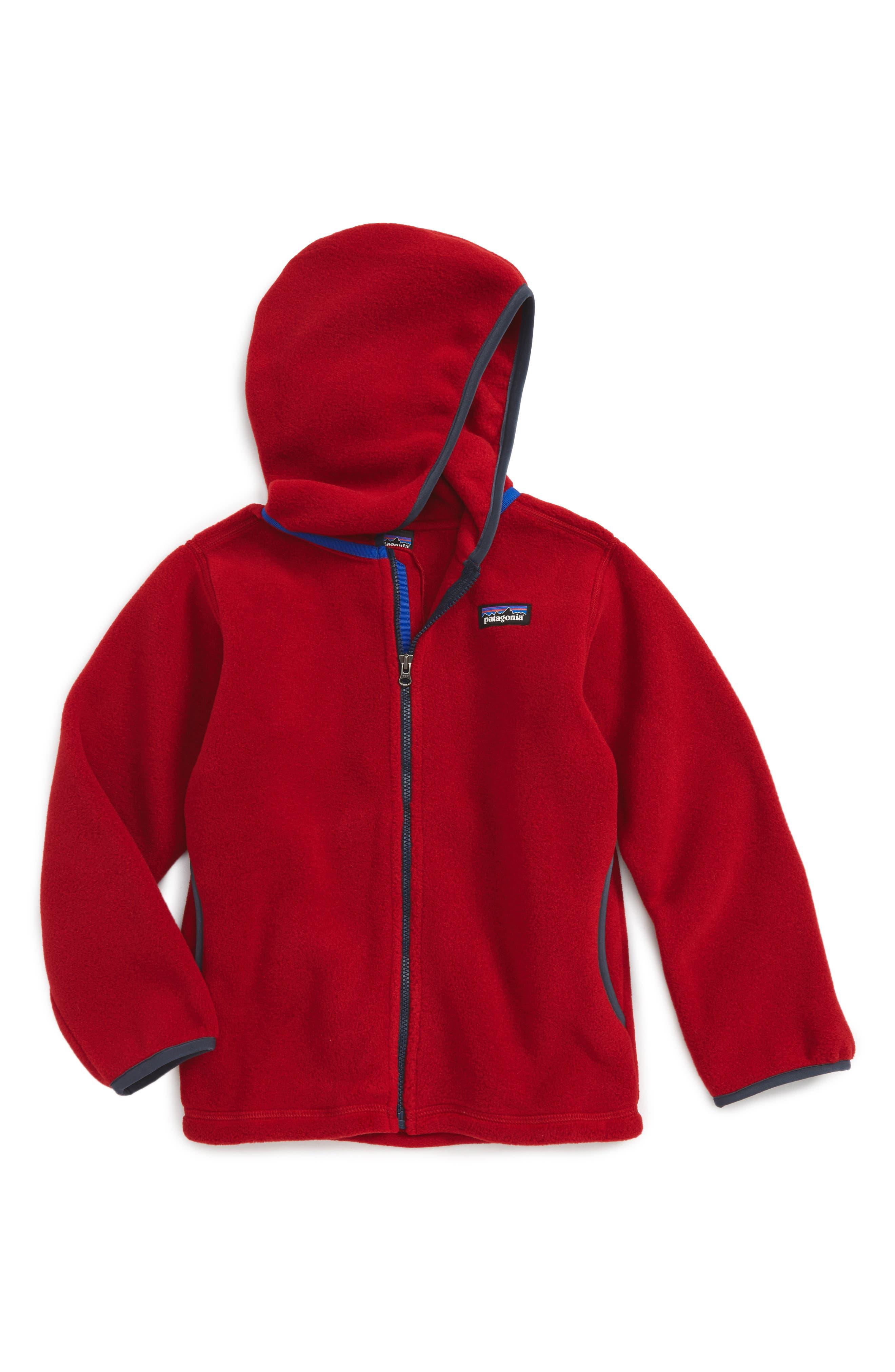 Patagonia Synchilla® Fleece Cardigan (Toddler Boys)