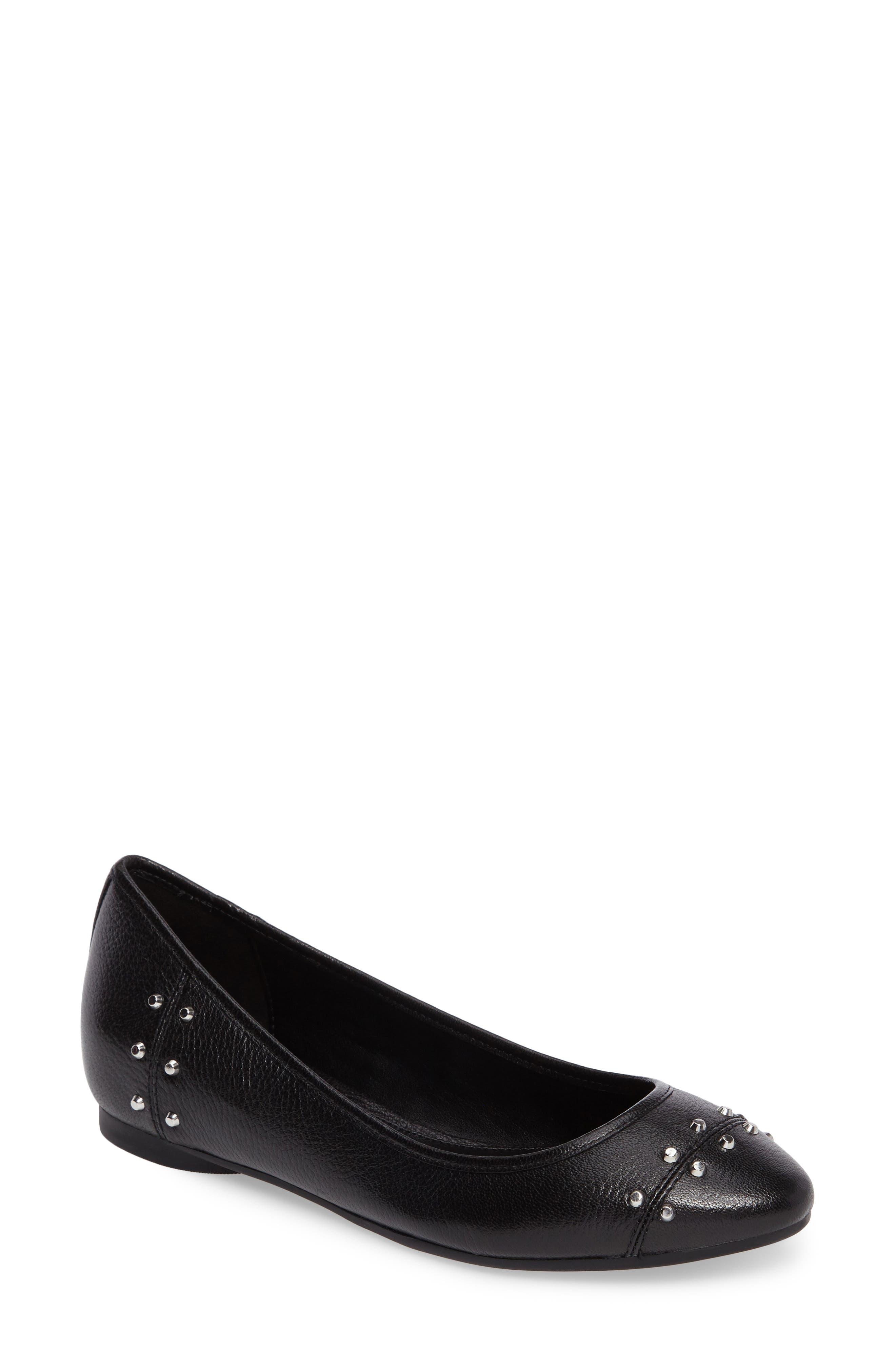MICHAEL Michael Kors Astor Studded Flat (Women)