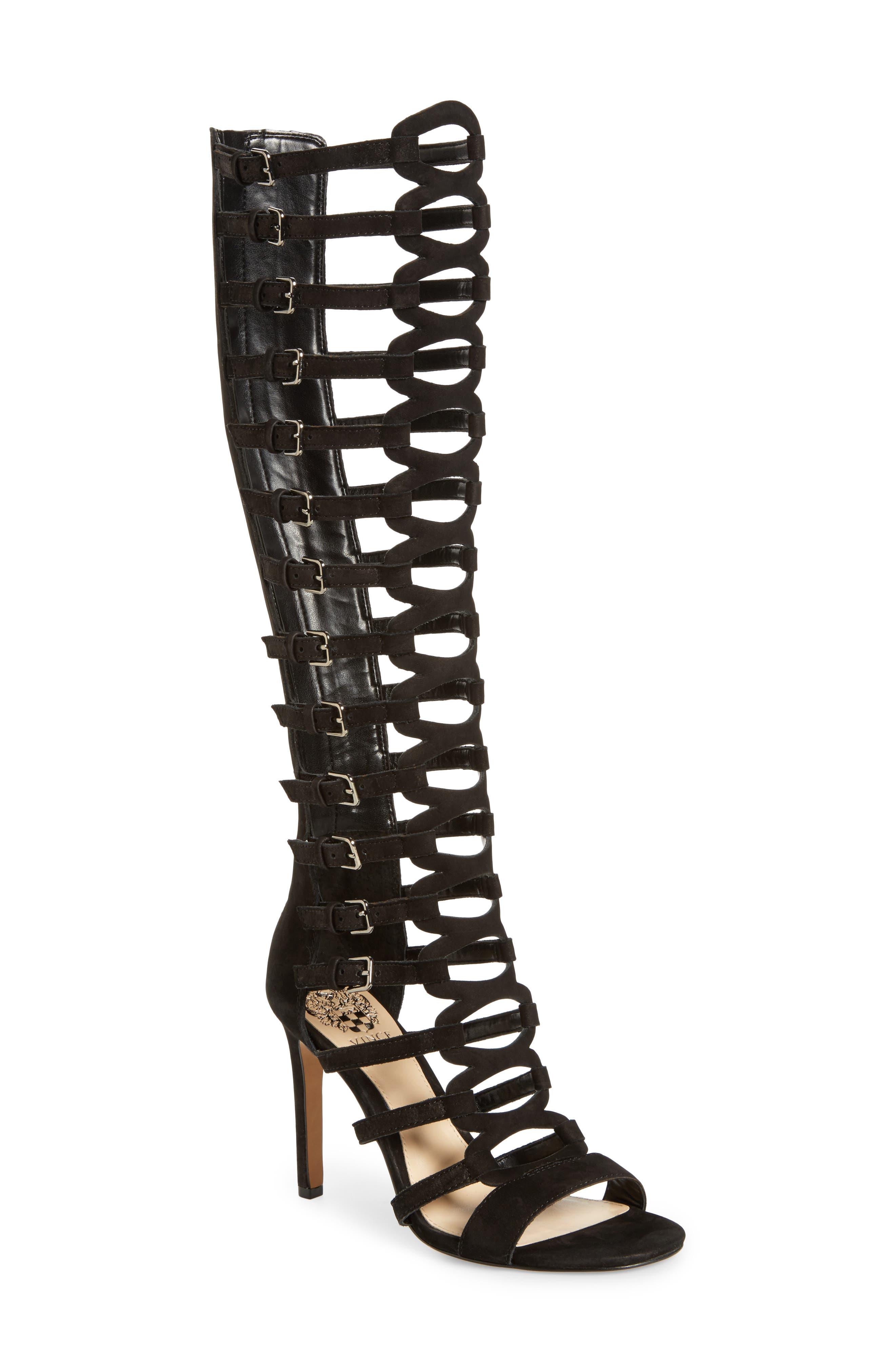 Vince Camuto Chesta Tall Gladiator Sandal (Women)