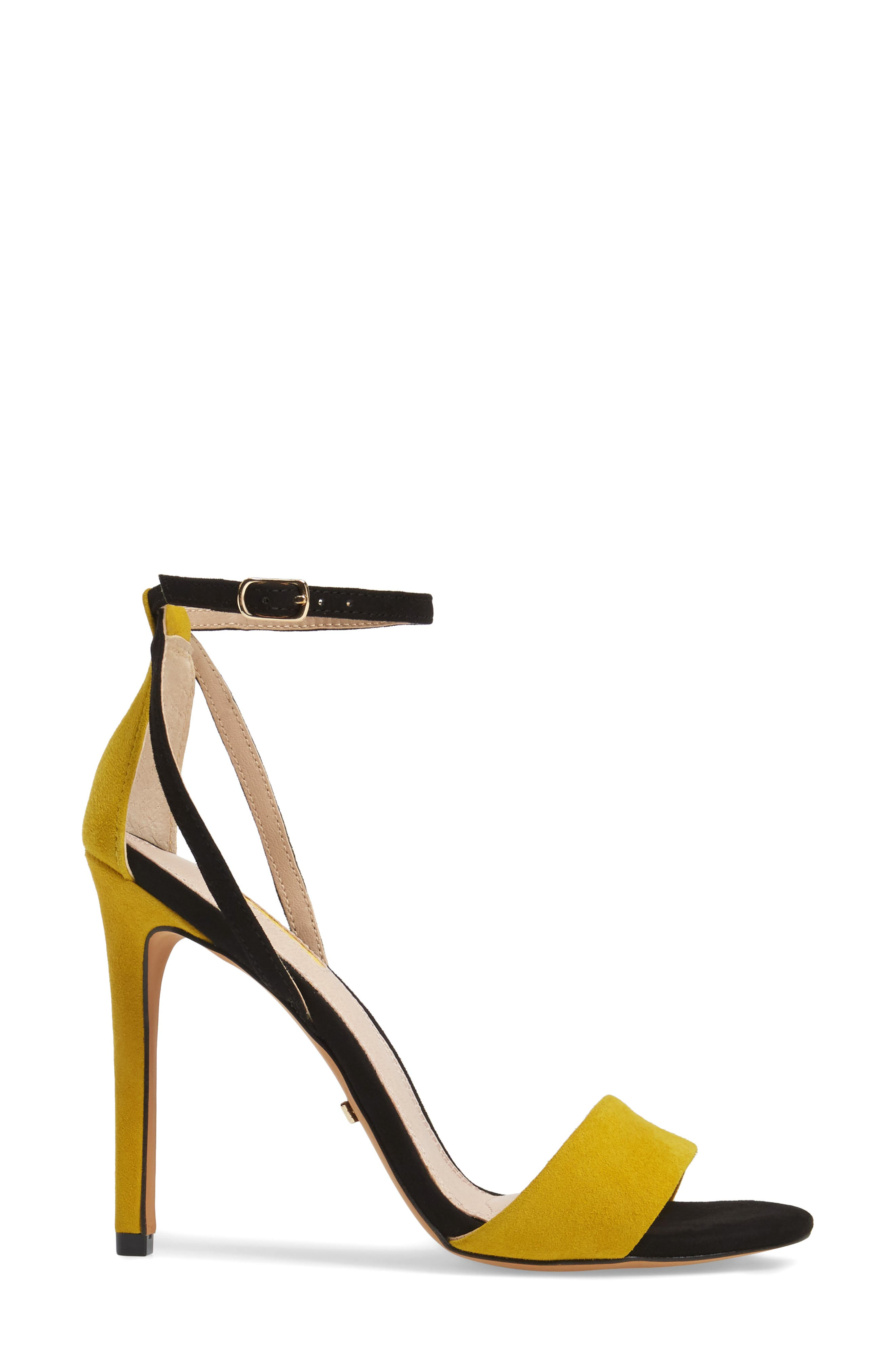 Alternate Image 3  - Topshop Raphael New Genuine Calf Hair Sandal (Women)
