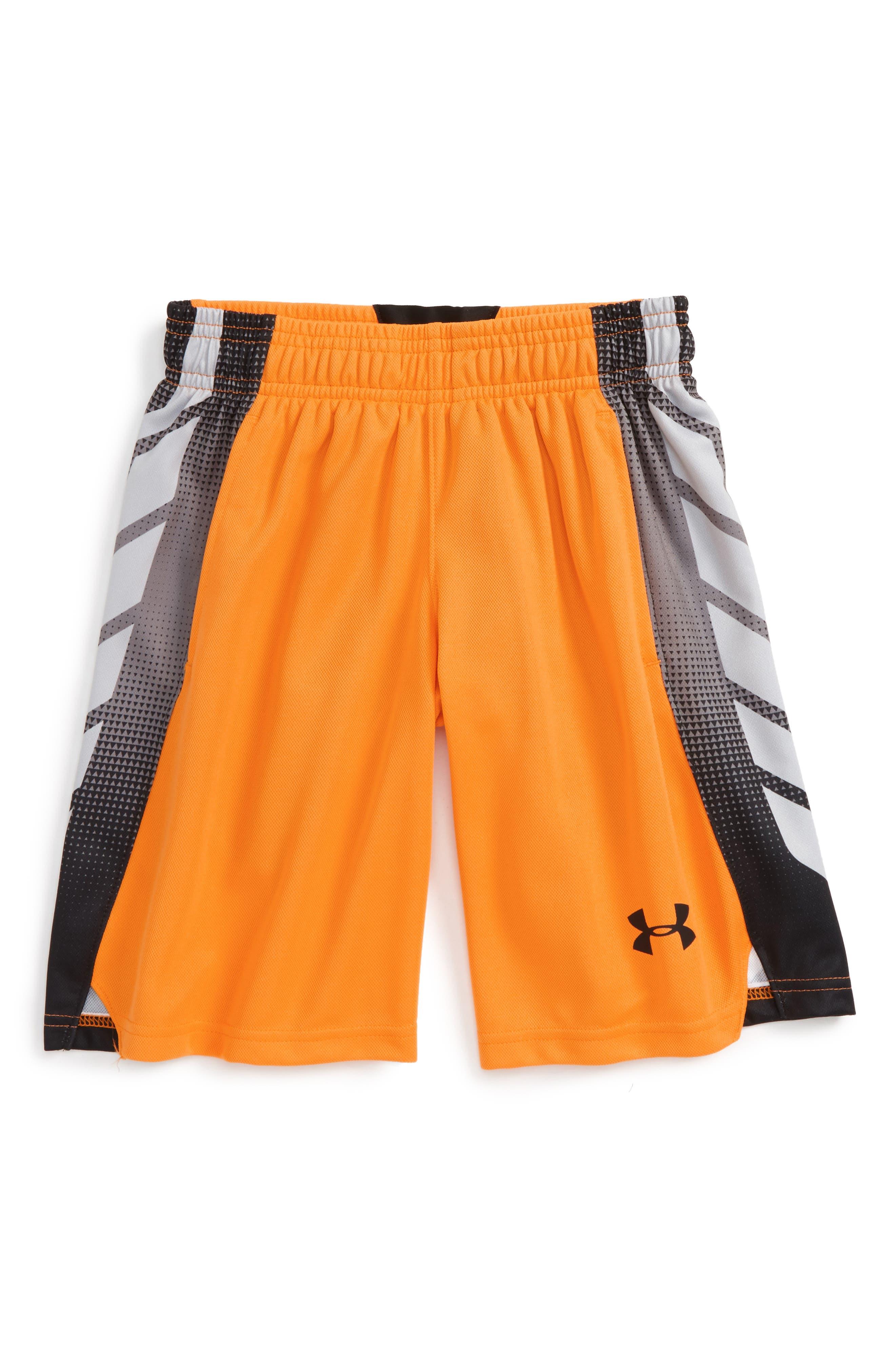 Under Armour Select HeatGear® Shorts (Little Boys & Big Boys)