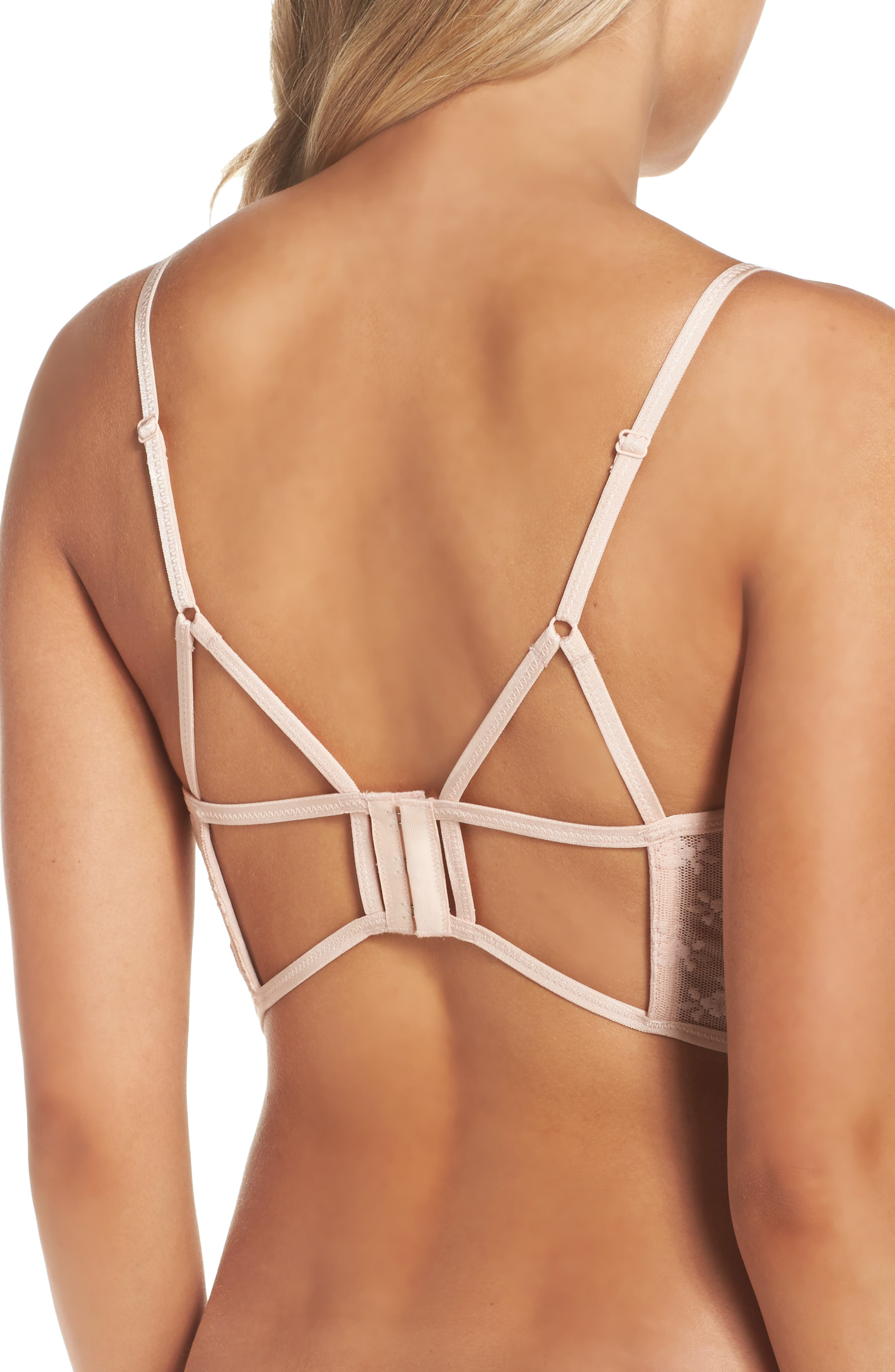 Free People Intimately FP Isabella Mesh Underwire Bralette