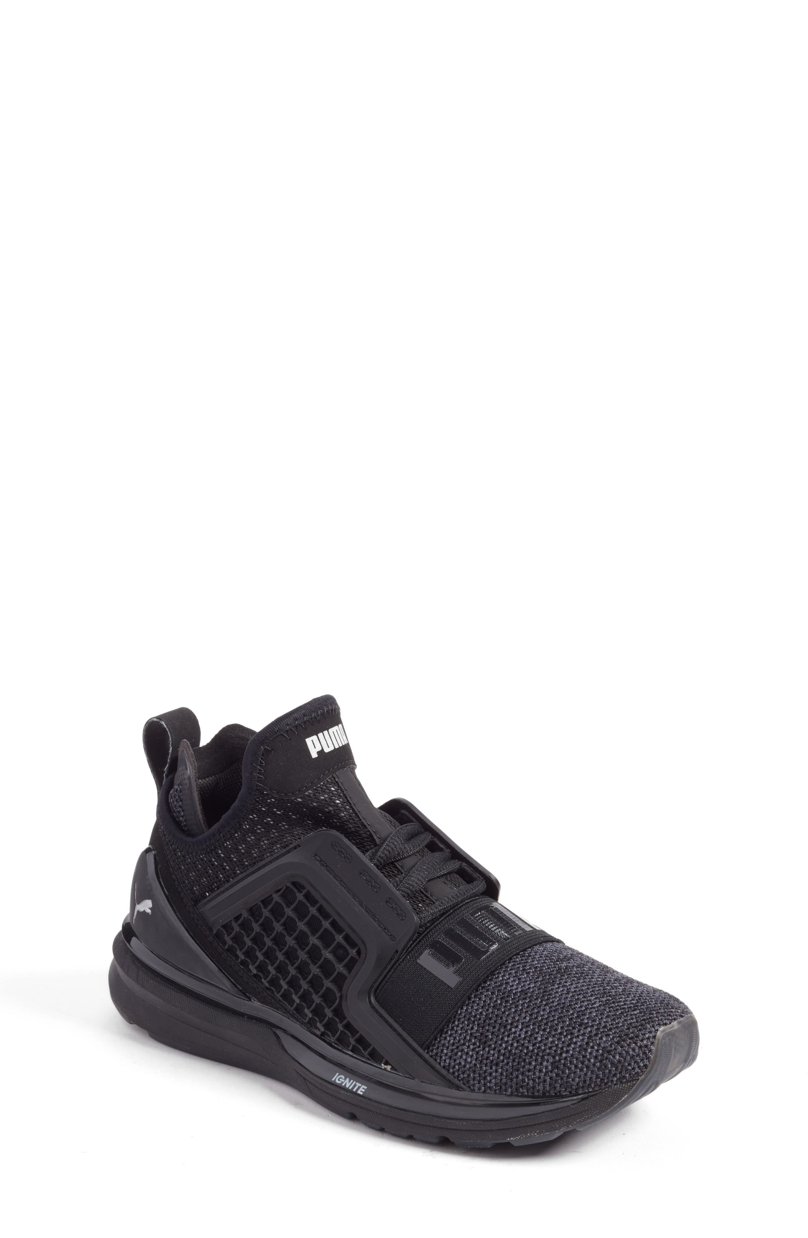 PUMA Ignite Limitless Sneaker (Big Kid)