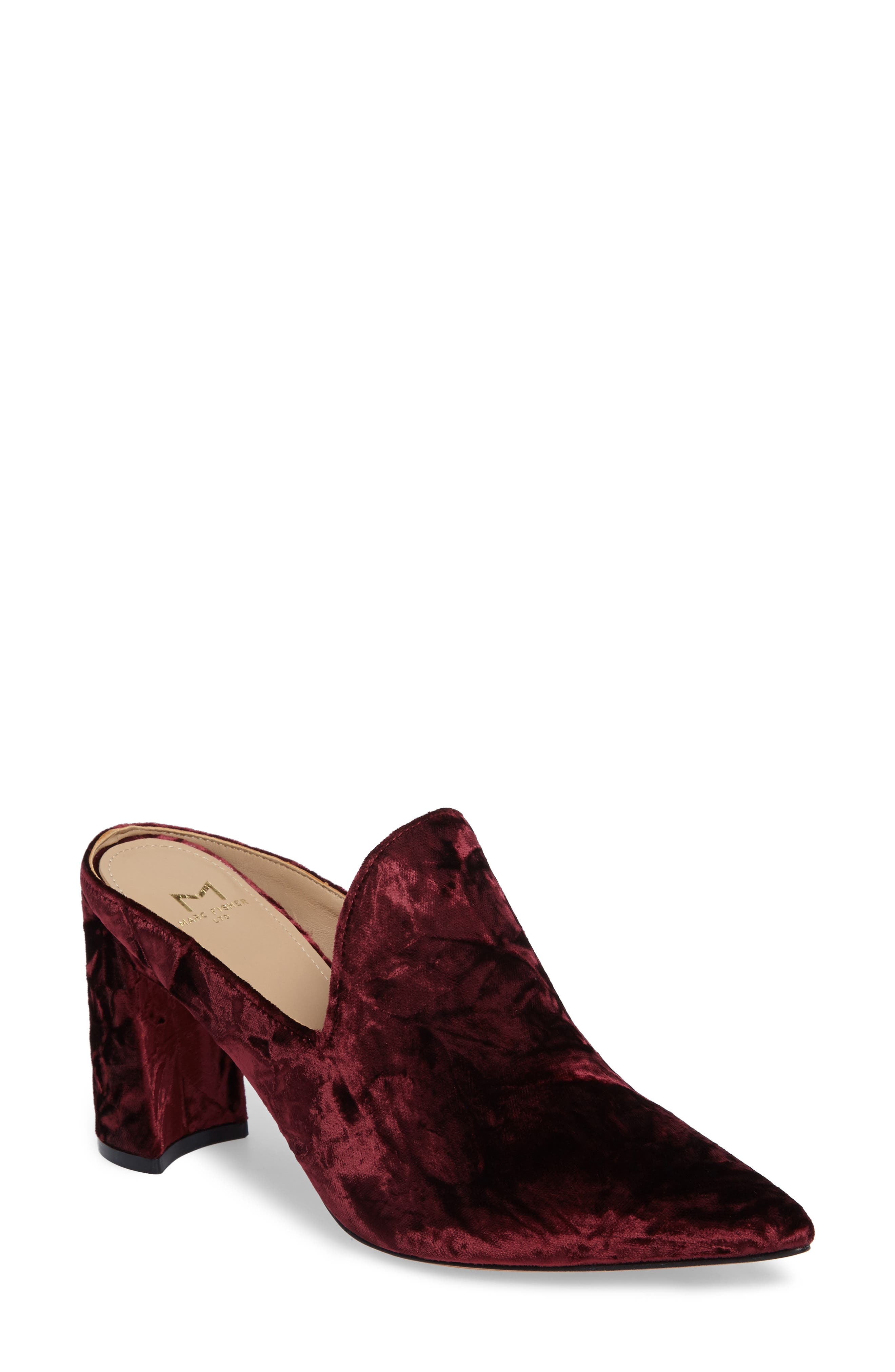 Marc Fisher LTD Hilda Pointy Toe Mule (Women)