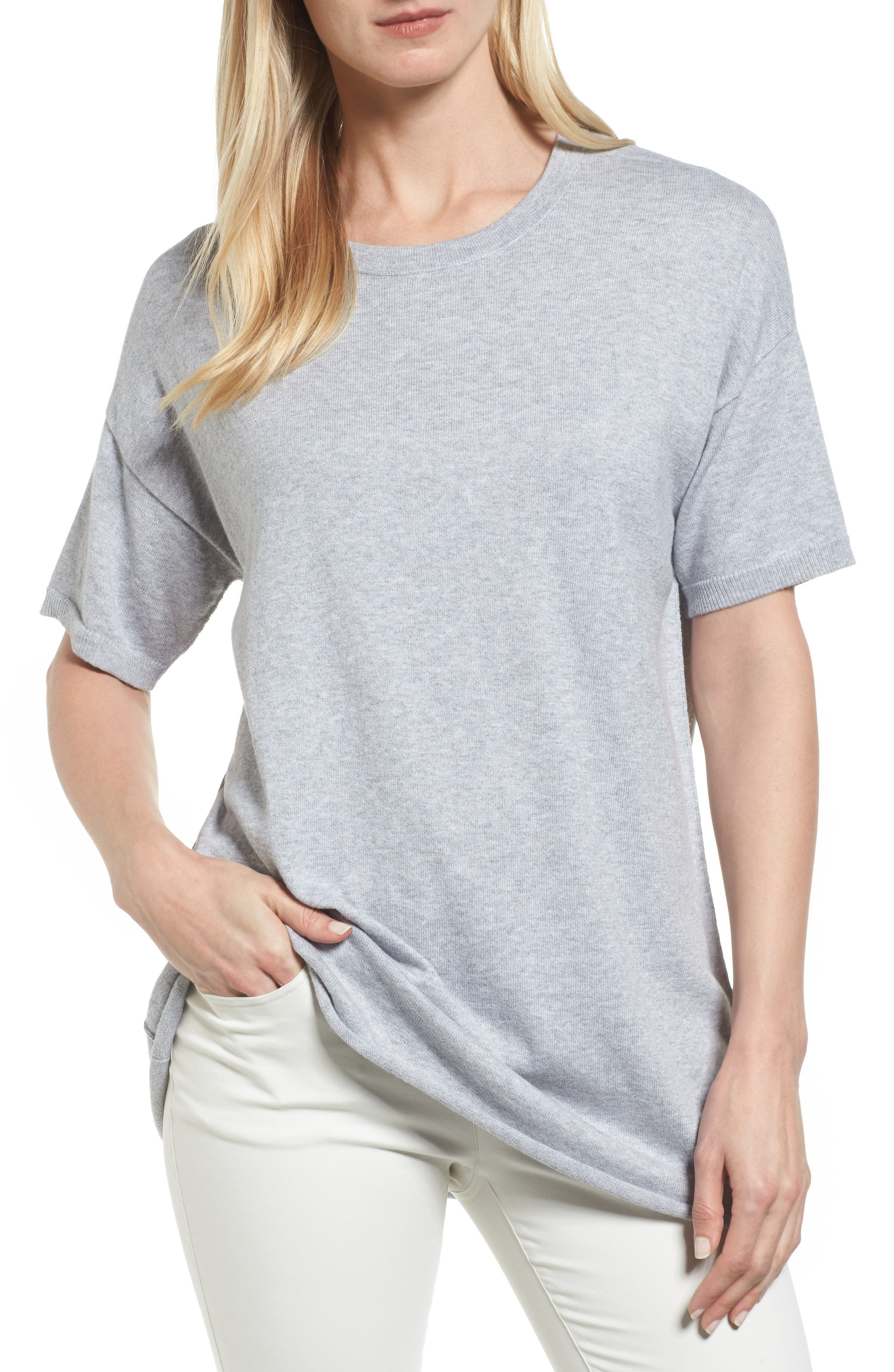 Eileen Fisher Organic Cotton Top