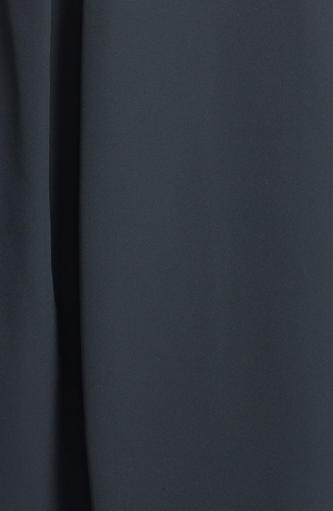 Alternate Image 3  - Chelsea28 Pleated A-Line Skirt