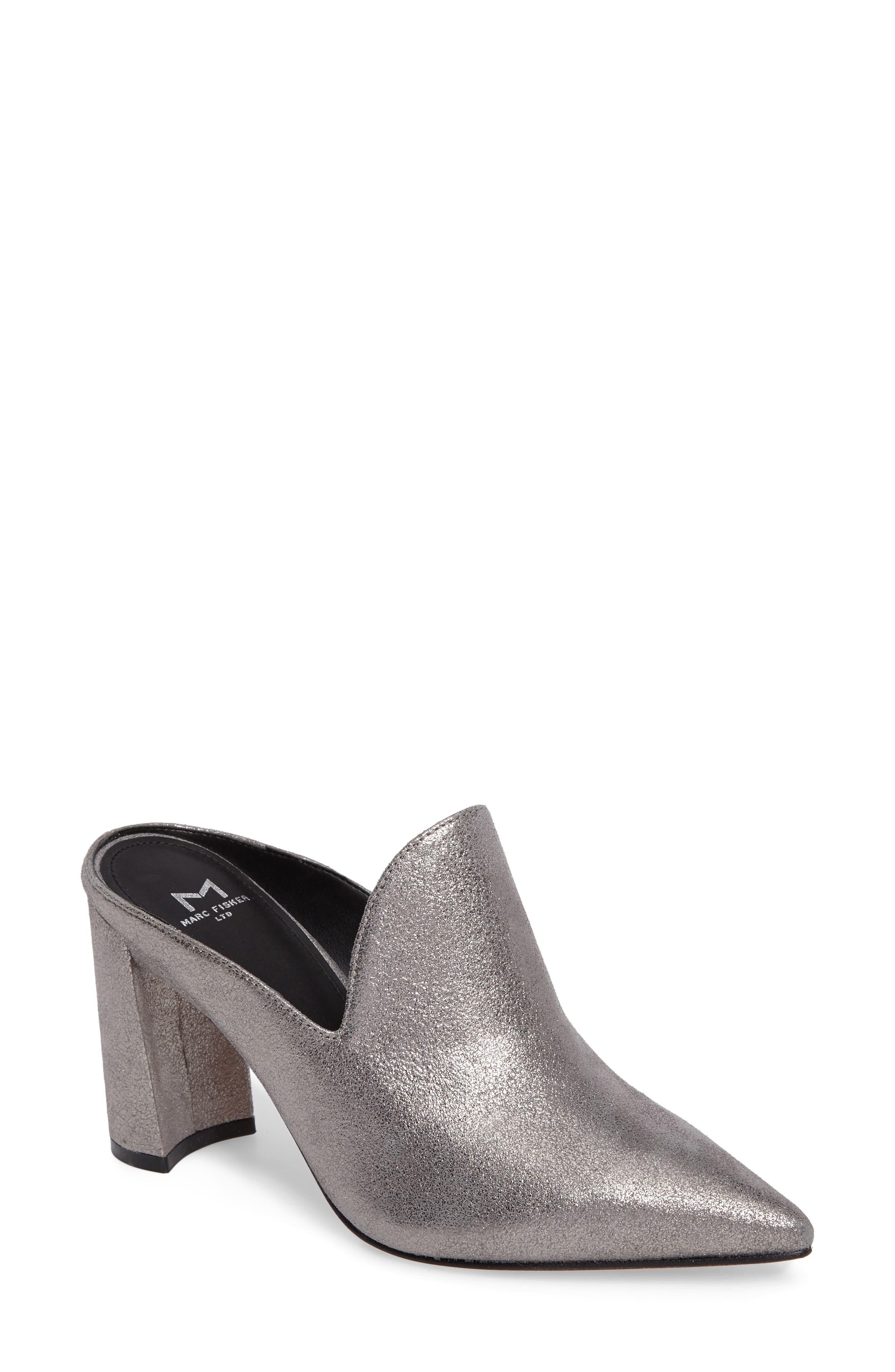 Marc Fisher LTD Hilda Pointy Toe Mule (Women)