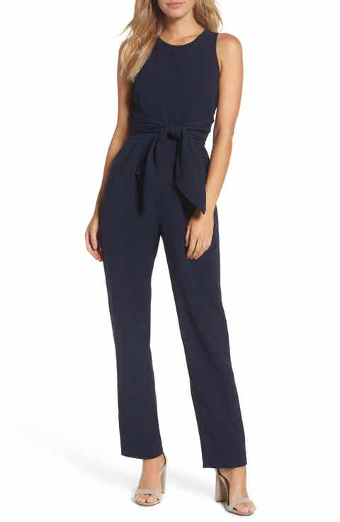 Blue Jumpsuits Amp Rompers For Women Nordstrom